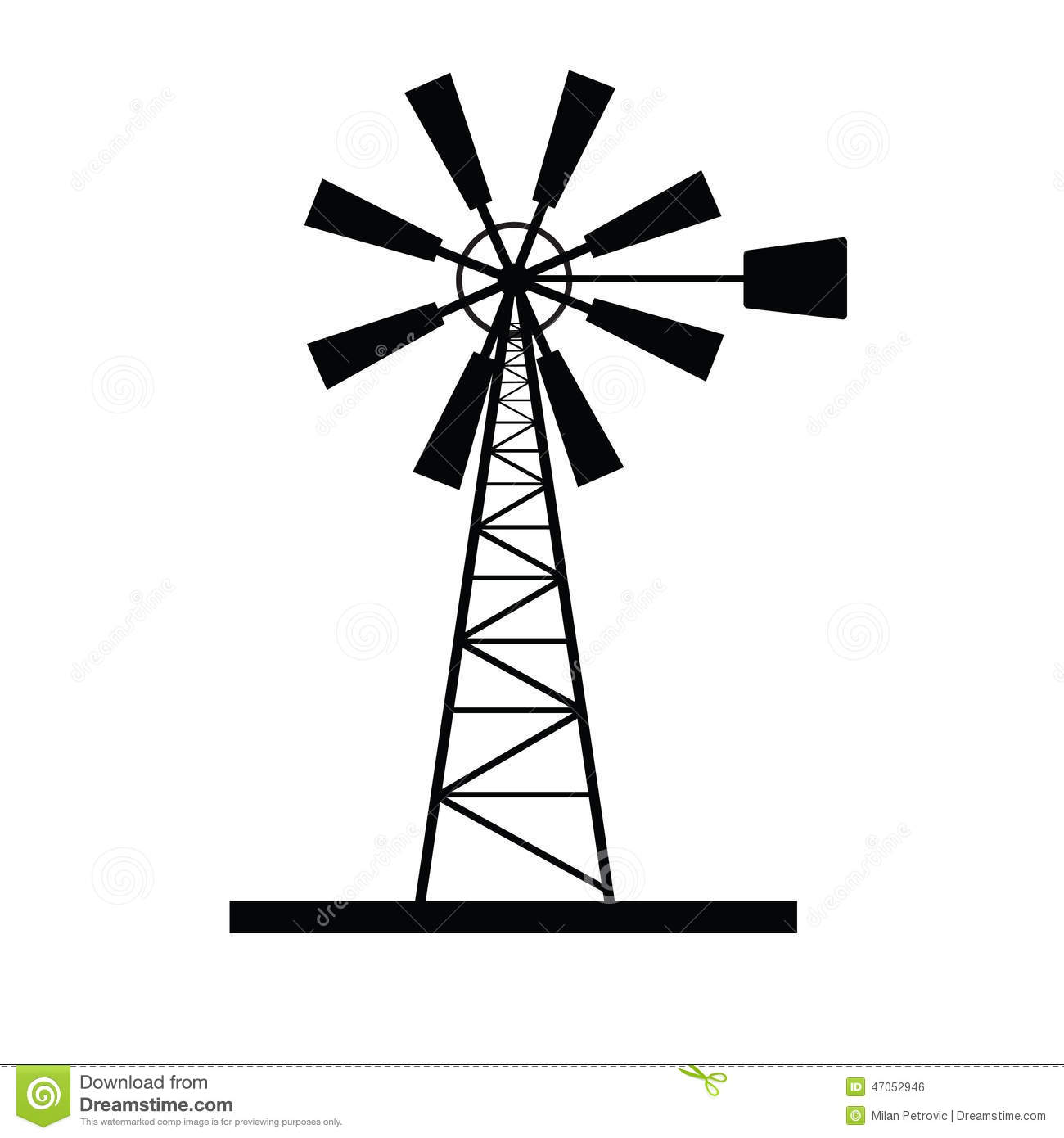 windmill icon or sign isolated on white background mill windmill clipart black and white windmill clipart distressed
