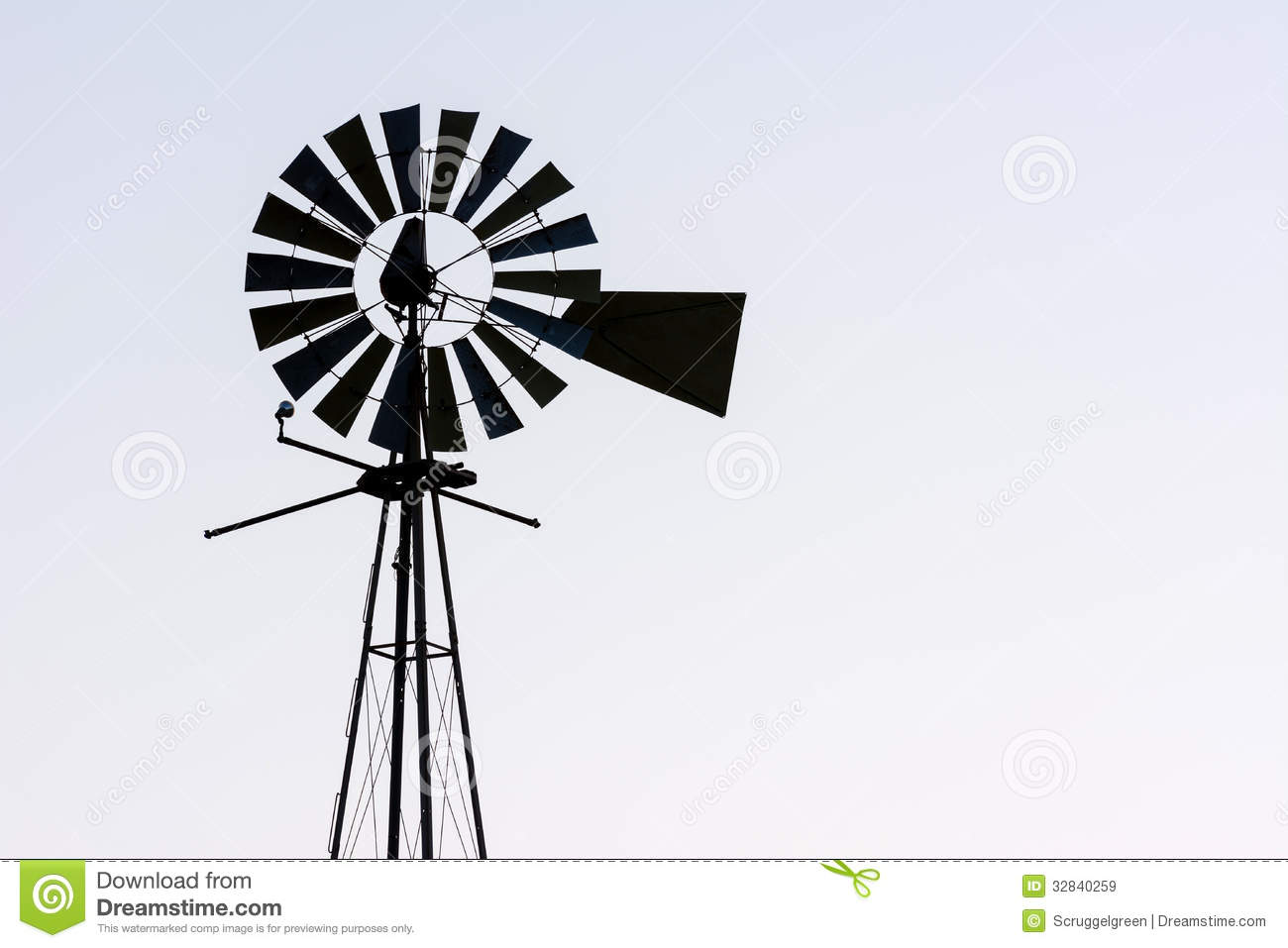 Windmill Royalty Free Stock Images - Image: 32840259