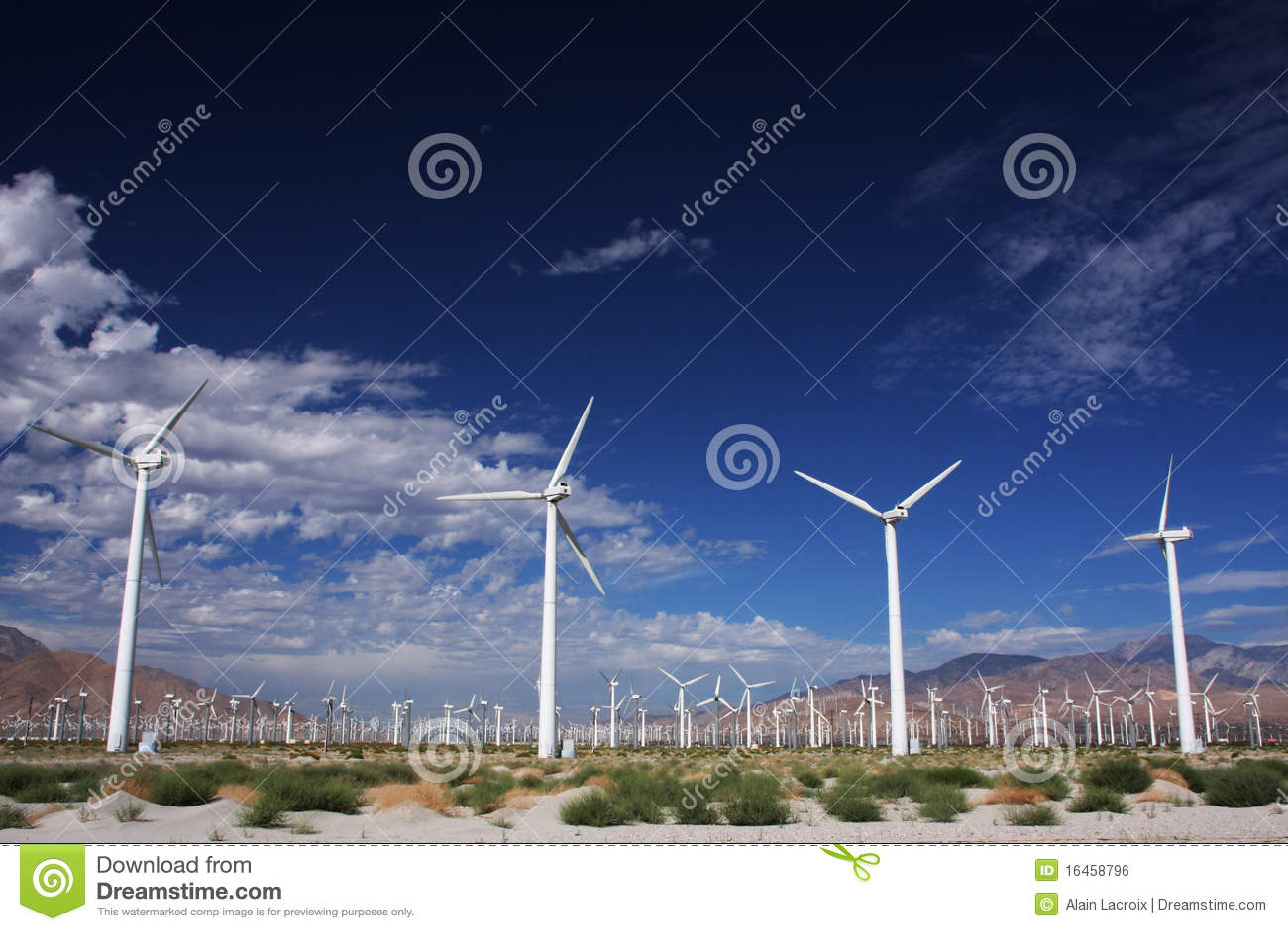 Windmill valley