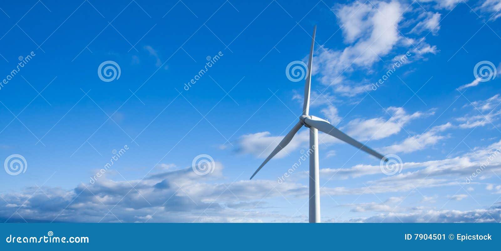 Windmolen op blauwe hemel stock afbeelding afbeelding bestaande uit blauw 7904501 - Blauwe hemel kamer ...