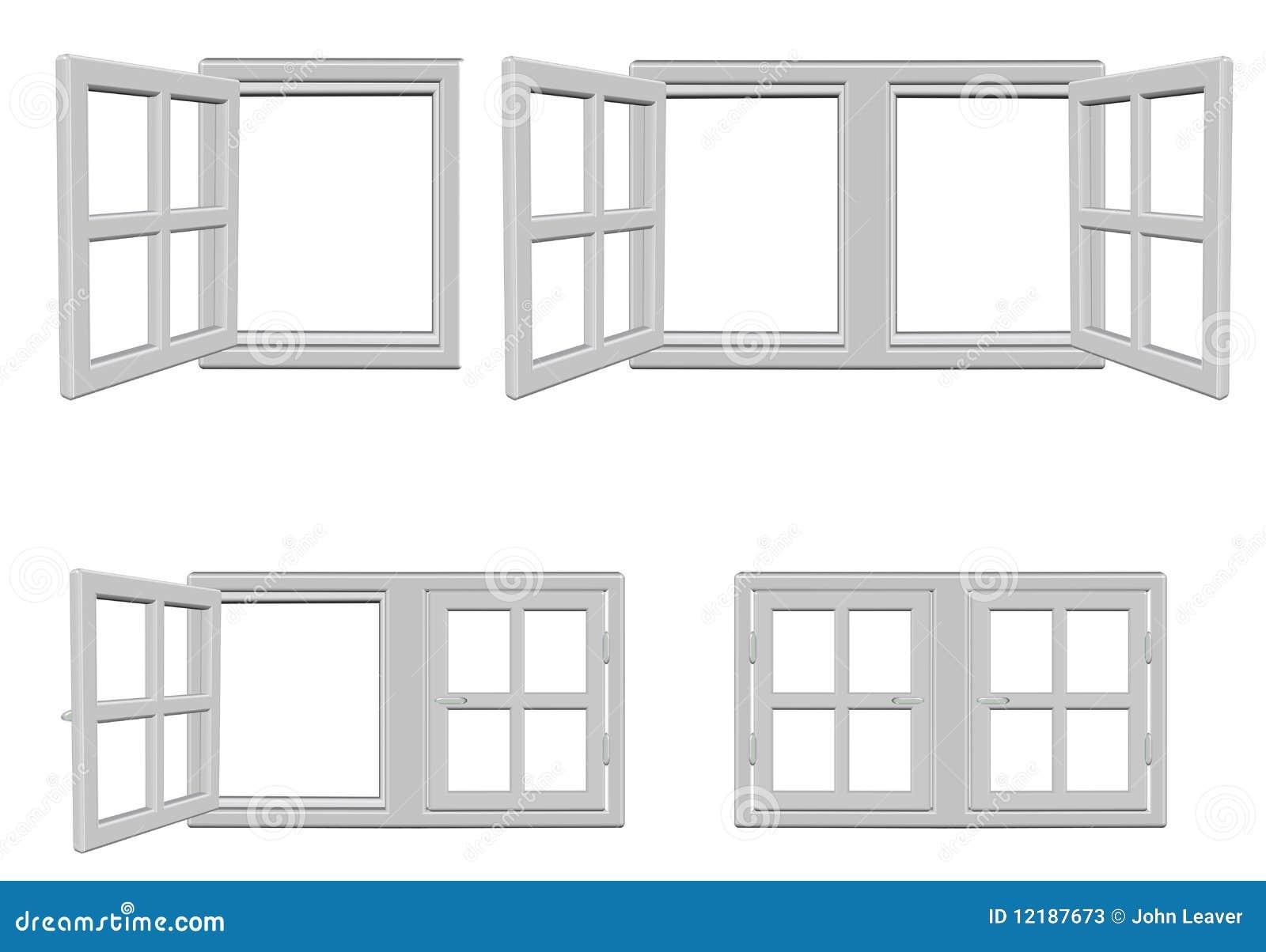 Stock Photos Window Image12187673 on Modern Open Plan House Design