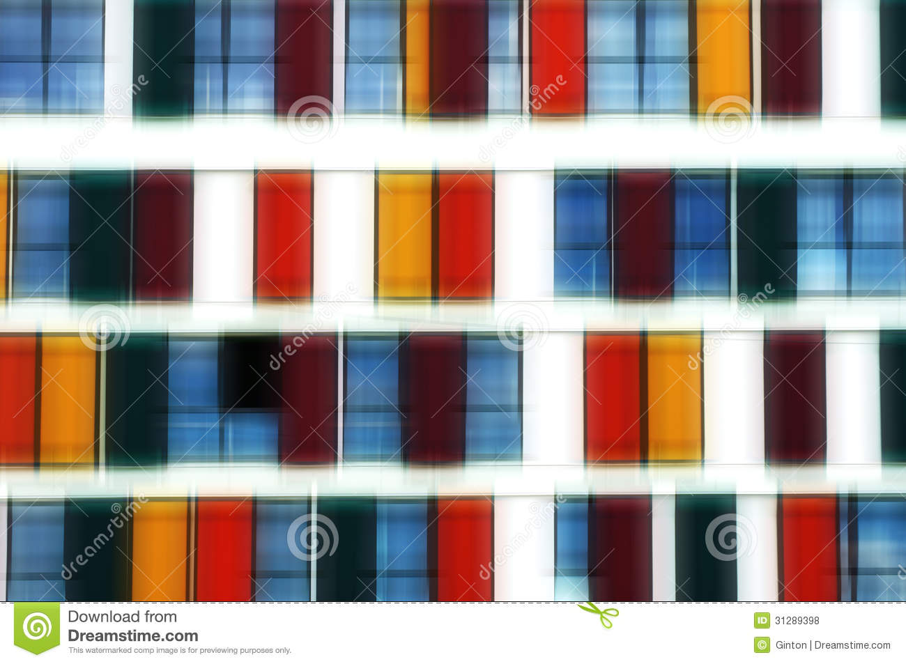 Window facade  Abstract Window Facade Stock Photo - Image: 46969260