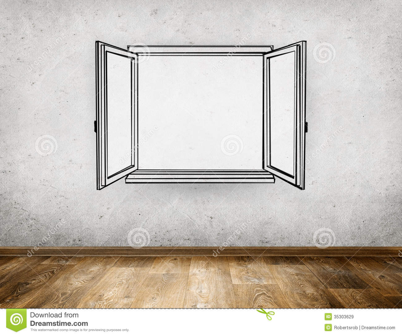 Window Royalty Free Stock Images Image 35303629