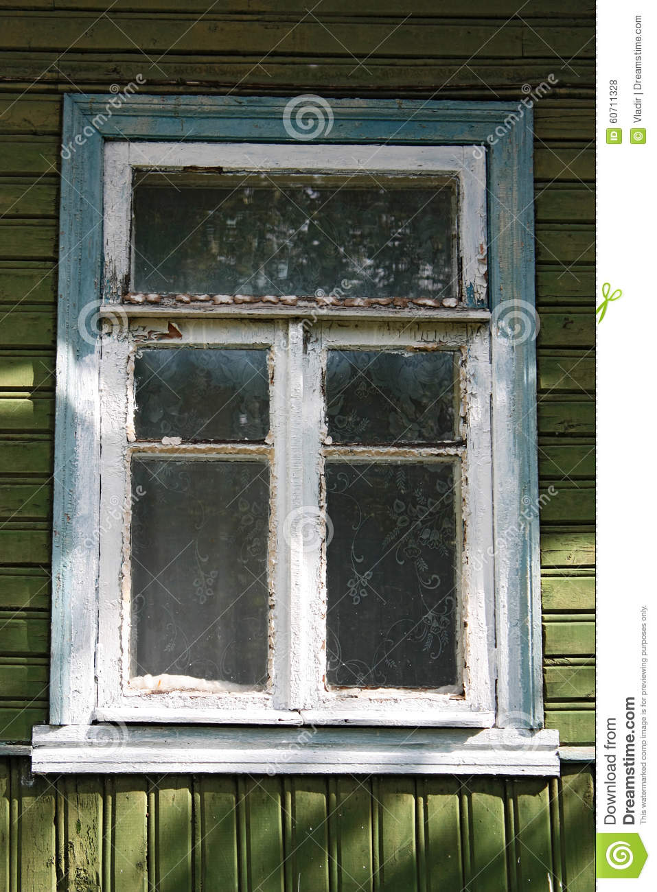 Window Old Wooden House Stock Photo Image Of Style Closeup 60711328