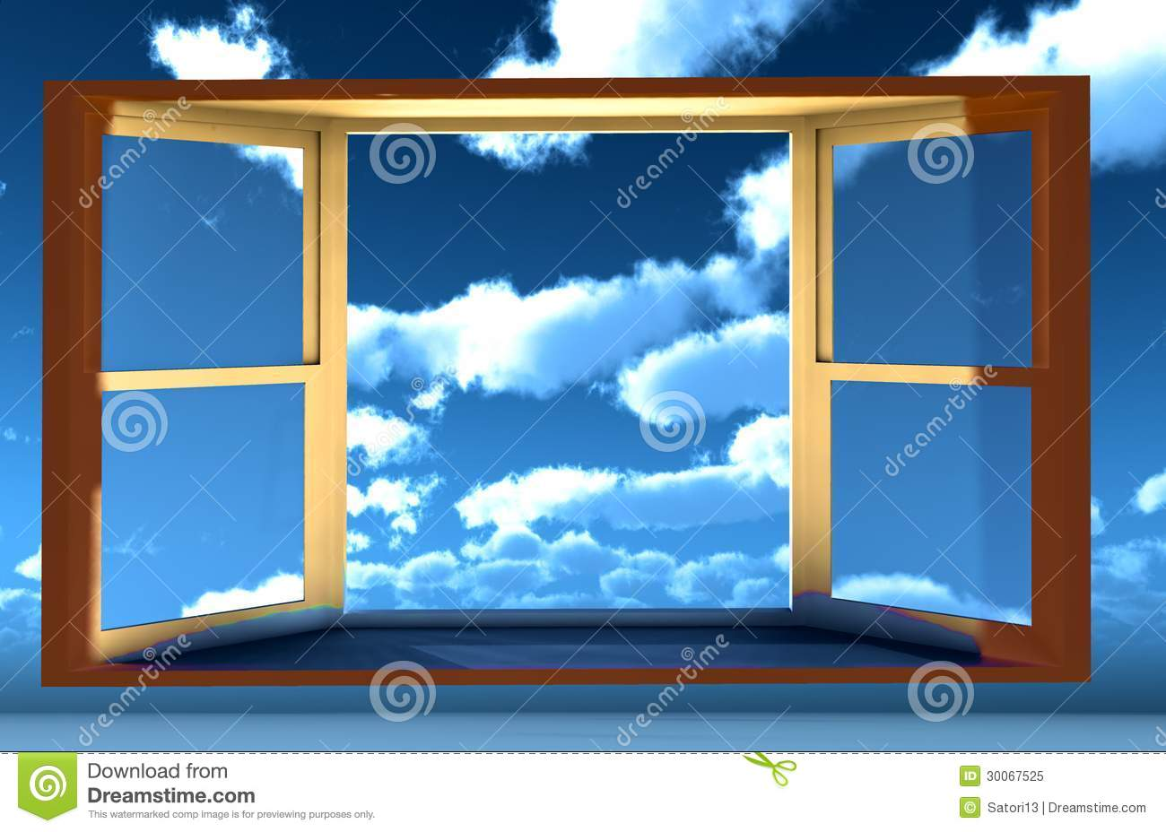 Window of opportunity royalty free stock photo image for Window of opportunity