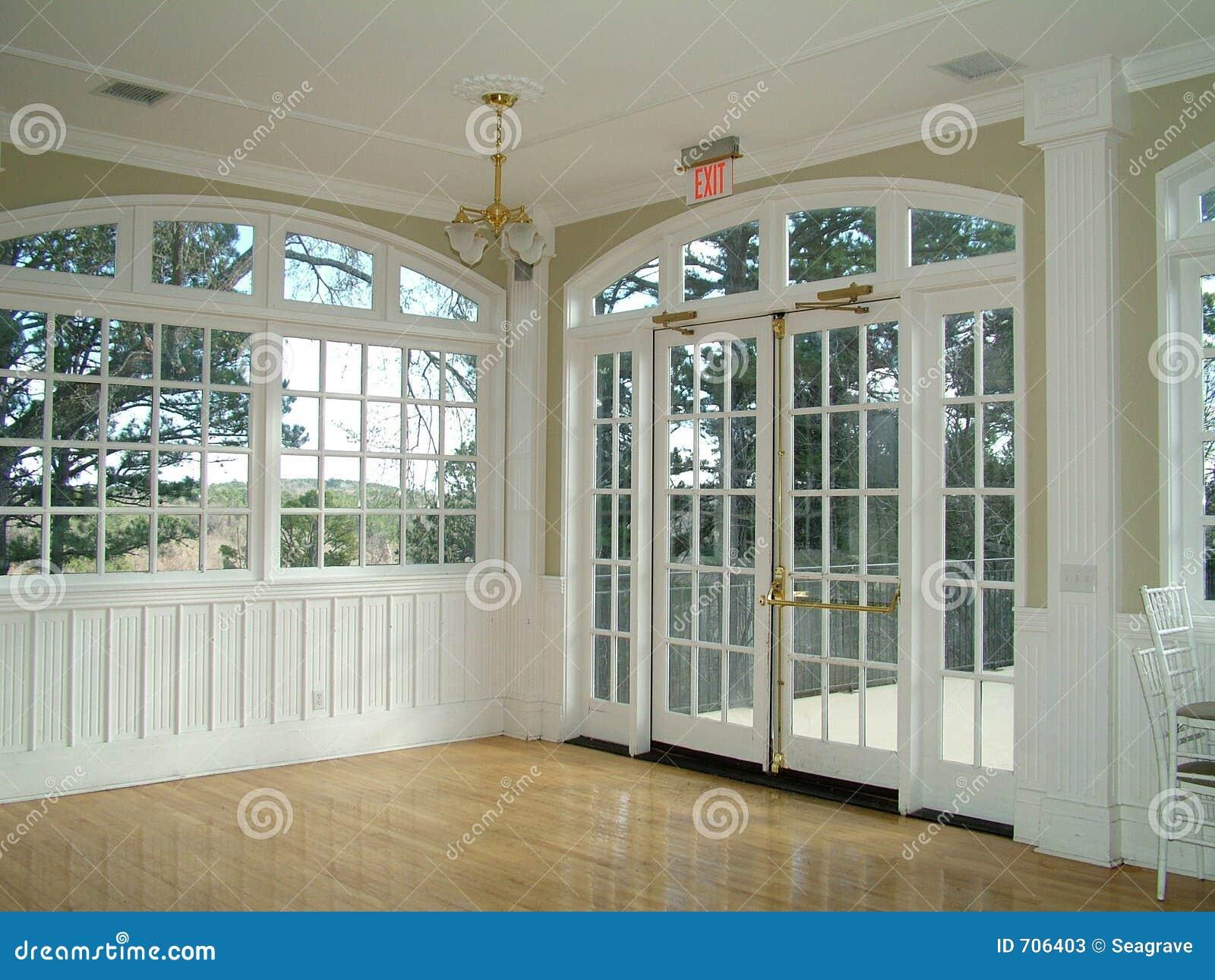 Window Room Stock Image Image Of Door Inside Doors