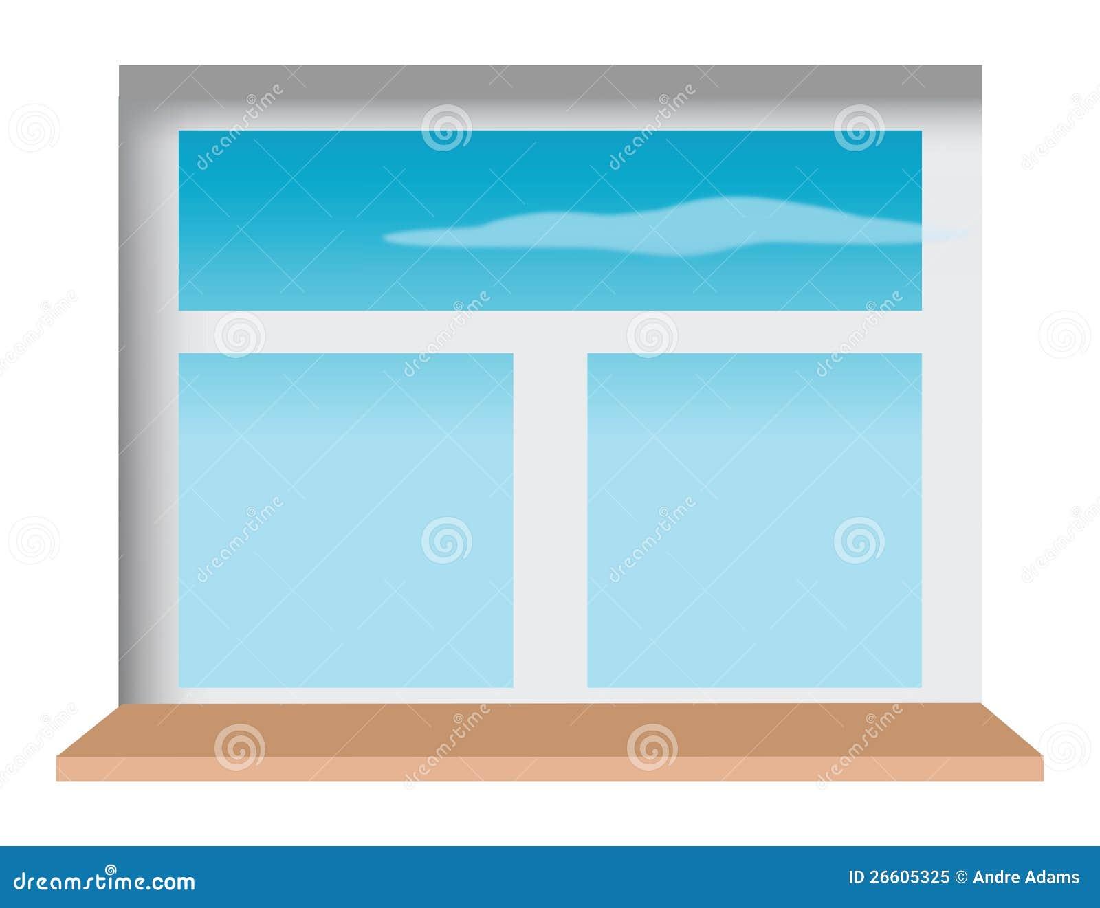 Window Sill Royalty Free Stock Image