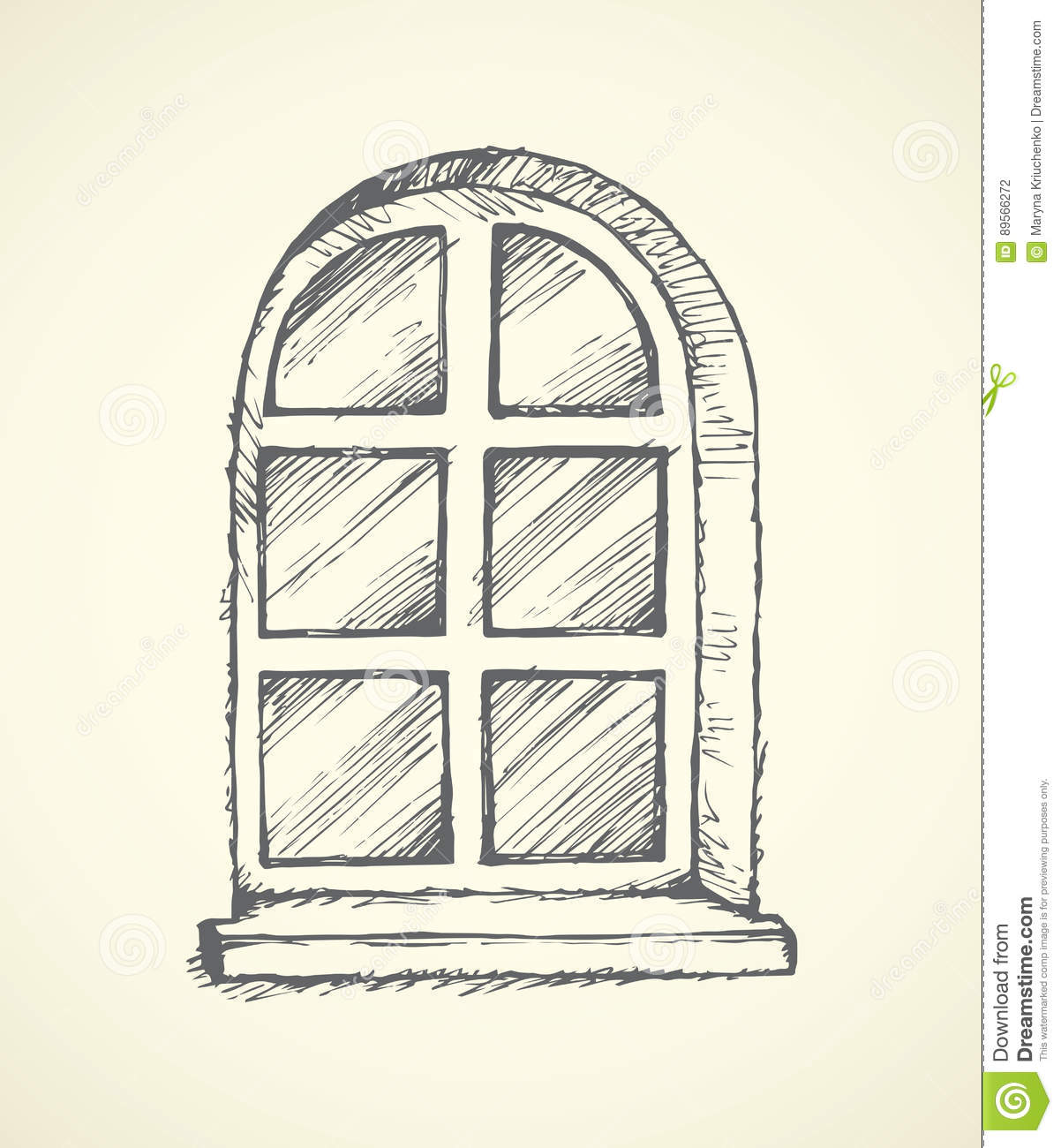 It's just a photo of Superb Drawing On Window