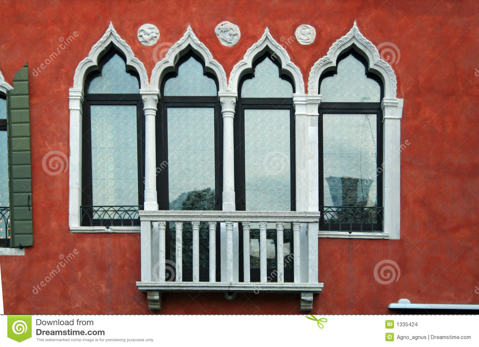 Window of Venice