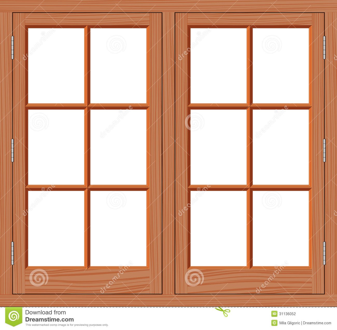 Window wood stock photo image of american barn pane for Window frame designs house design