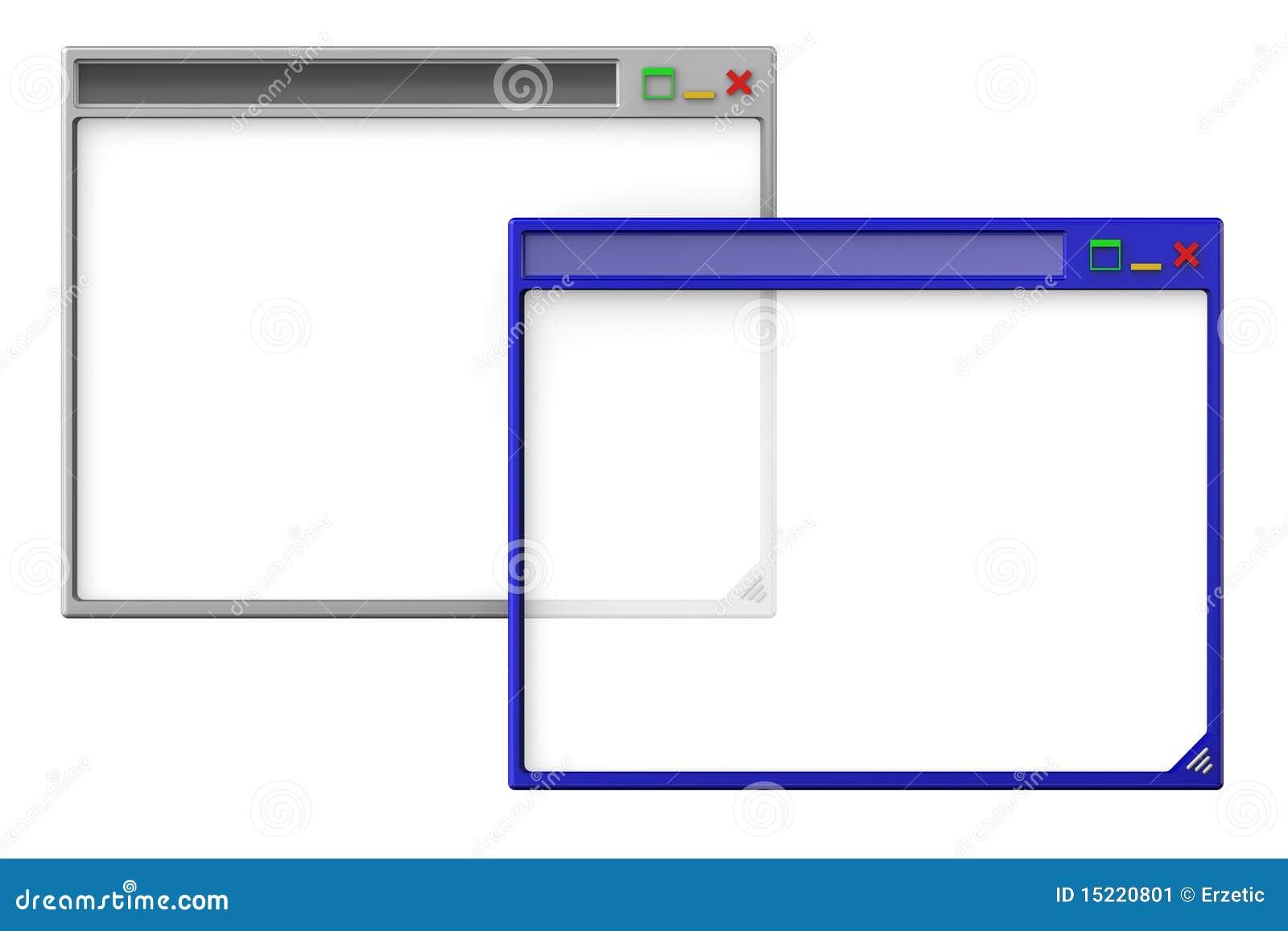 Windows υπολογιστών γραφείου