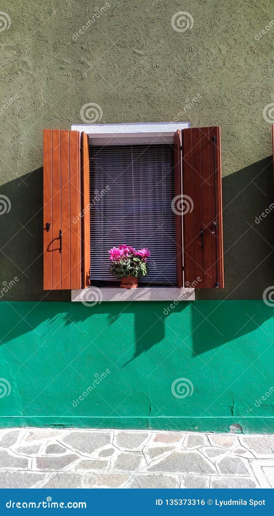 Windows de l île Burano