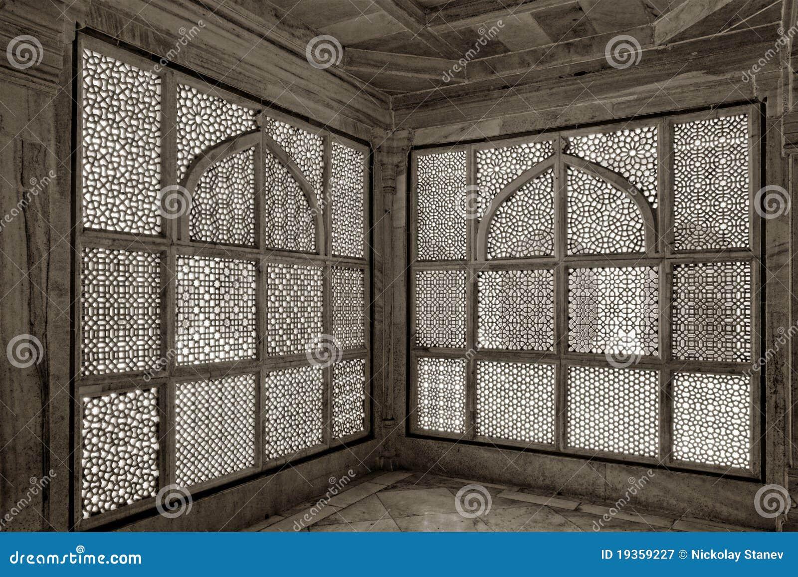 Windows de mármore