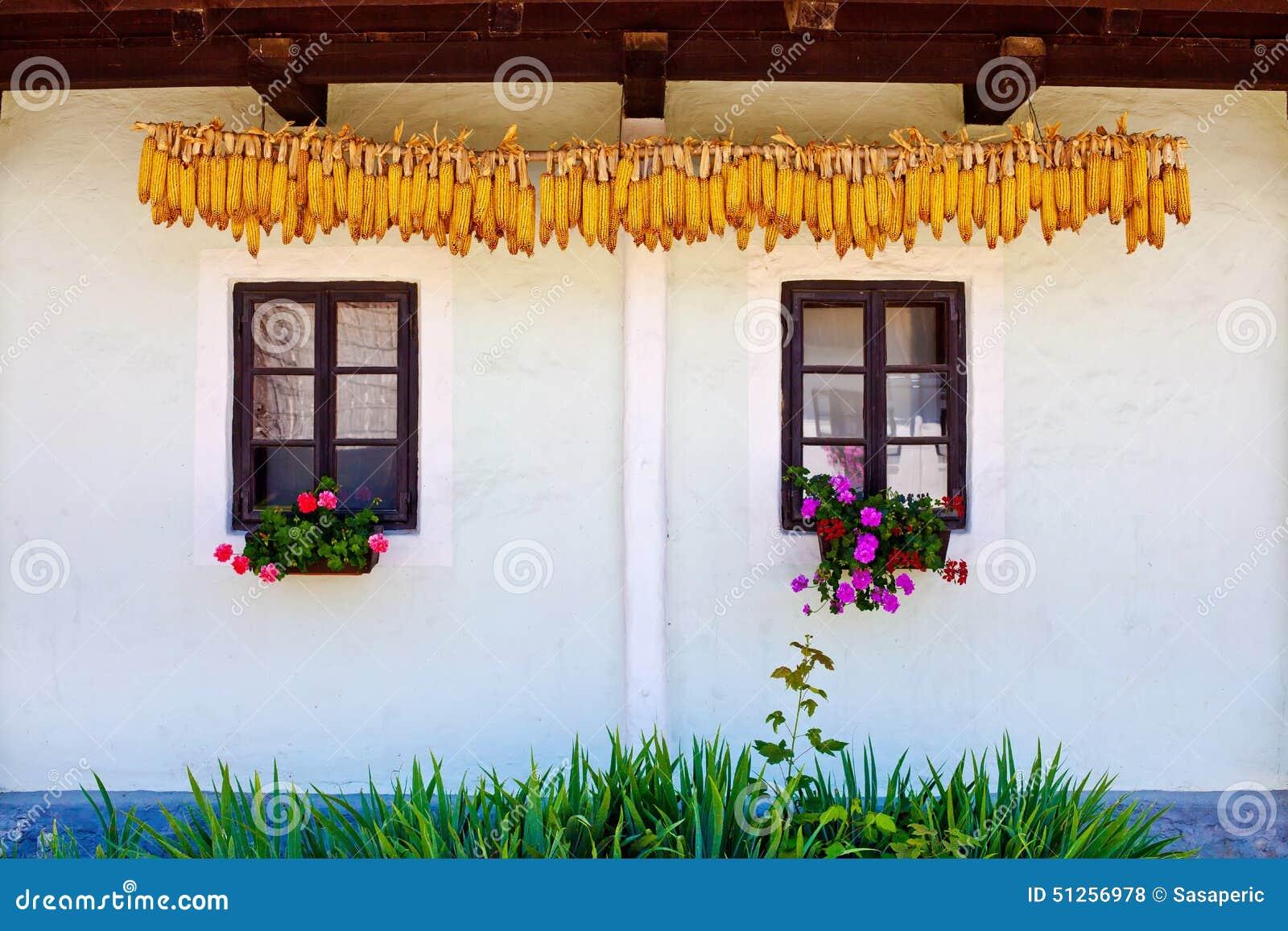 Windows e cereale asciutto