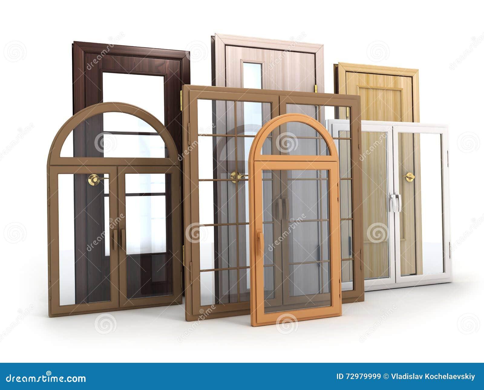 Windows et portes