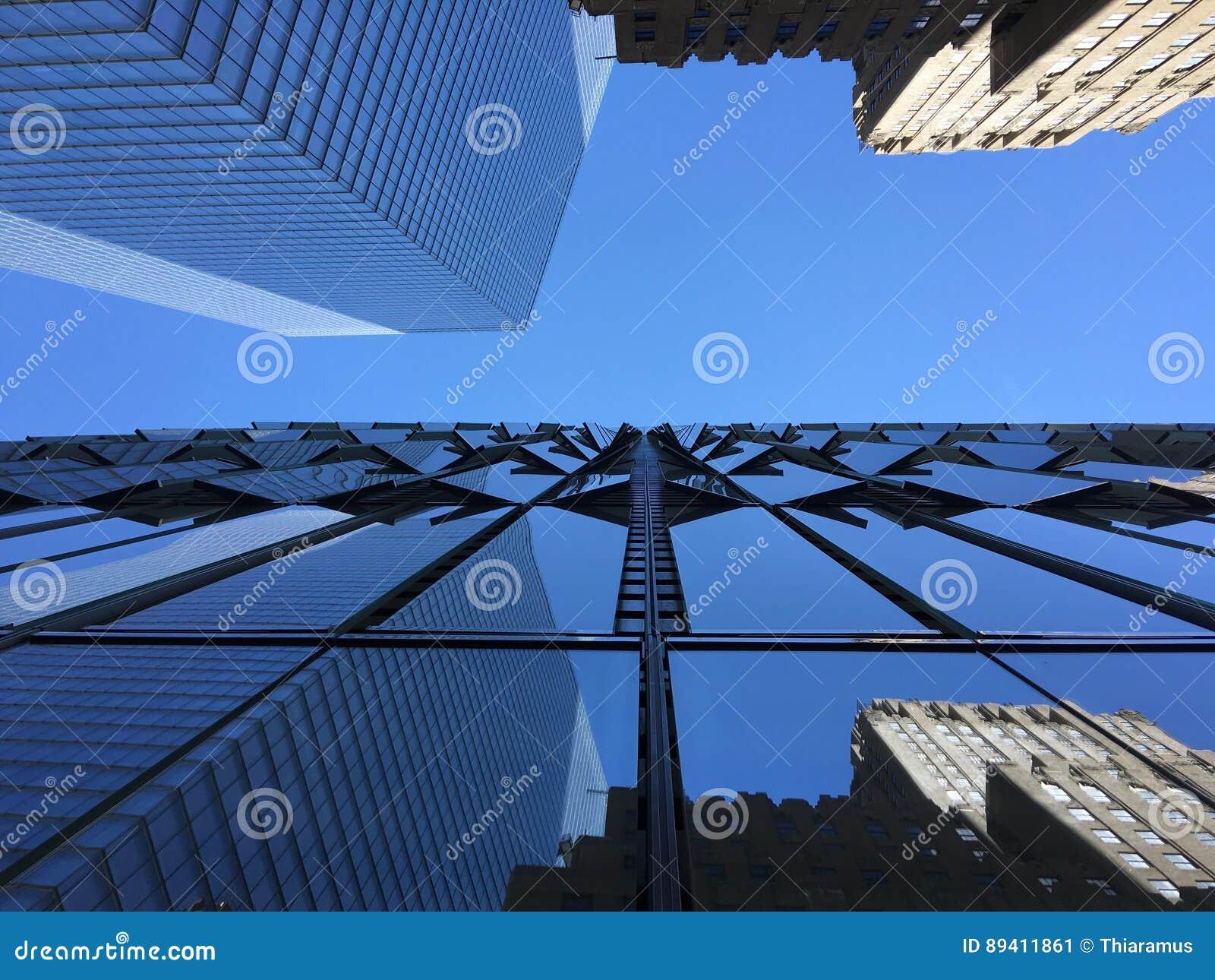 Windows refletindo
