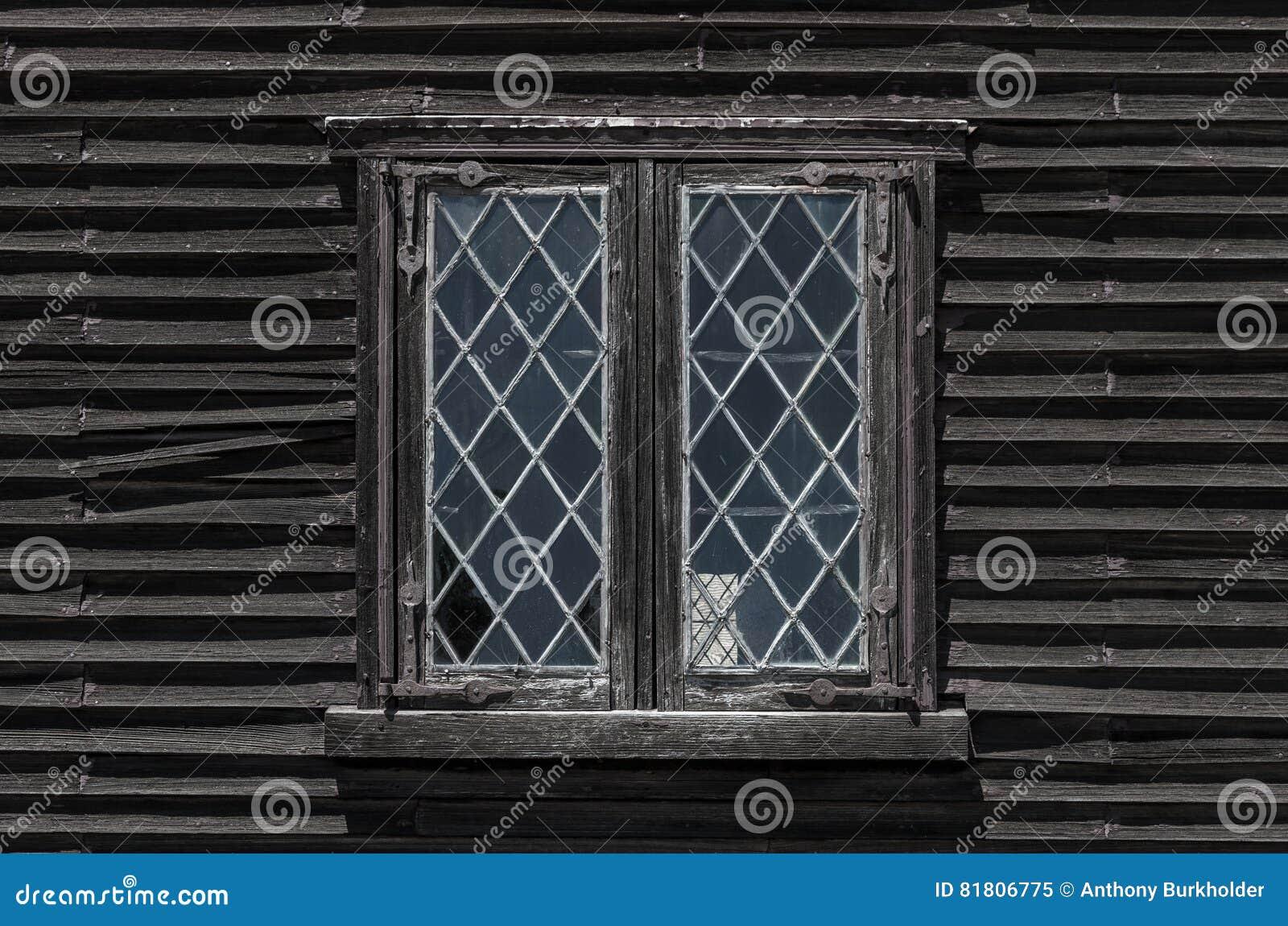 Windows rustique