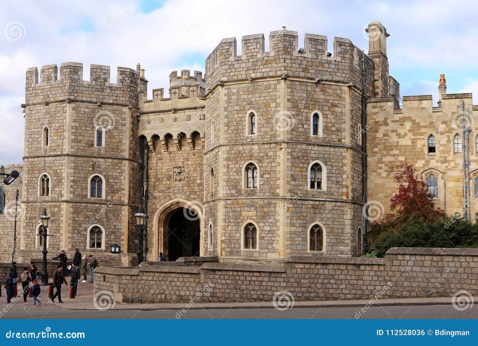 Windsor Castle - Koninklijke Woonplaats