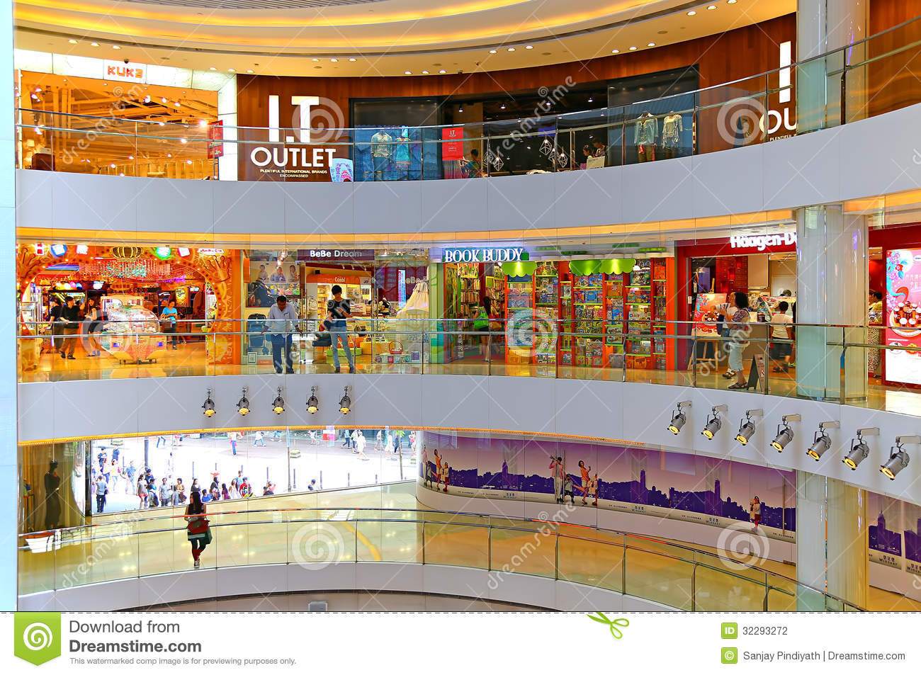Windsor house shopping mall hong kong editorial for Windsor house