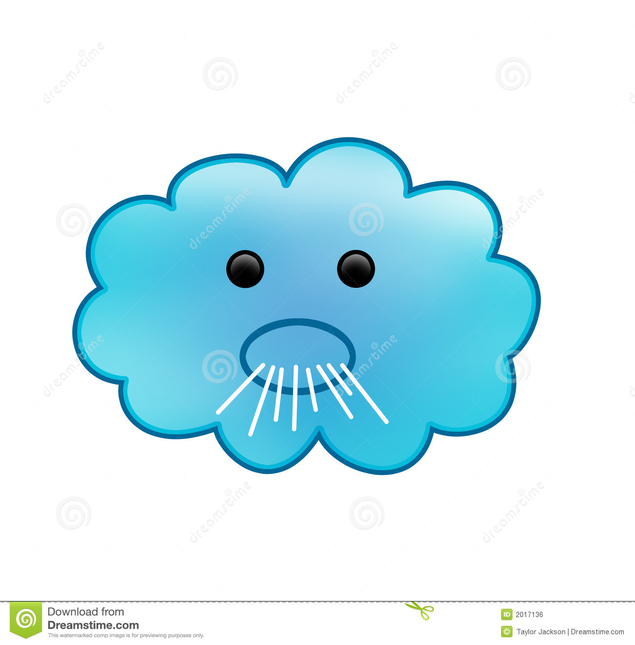blowing air clip art
