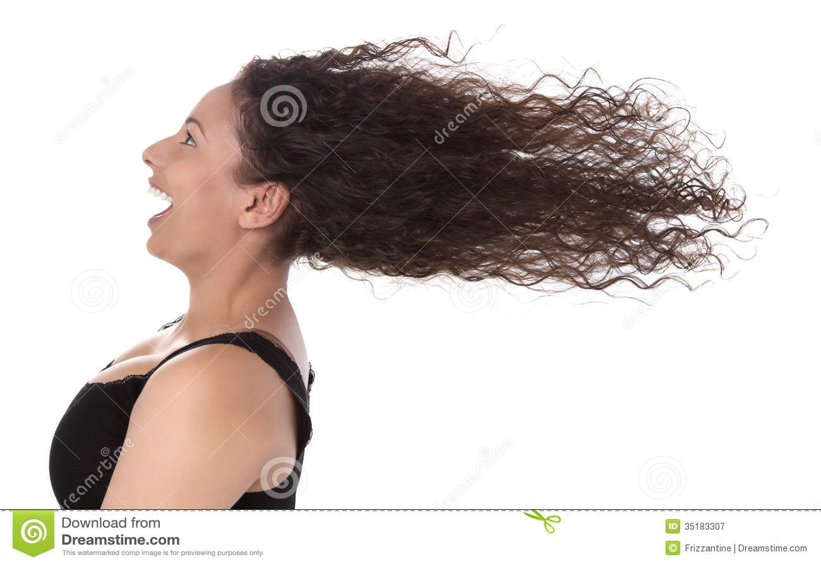 White women blowing black men