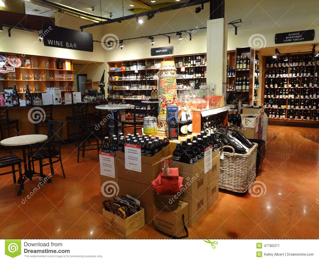 beer and wine bar business plan