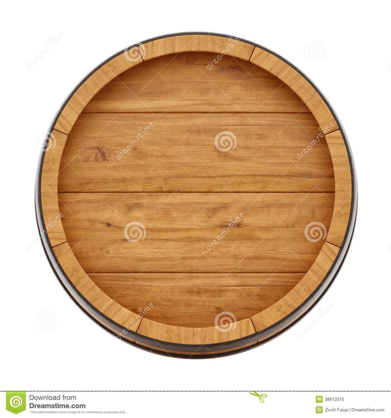Wine barrel stock illustration illustration of alcohol - Barriles de vino ...