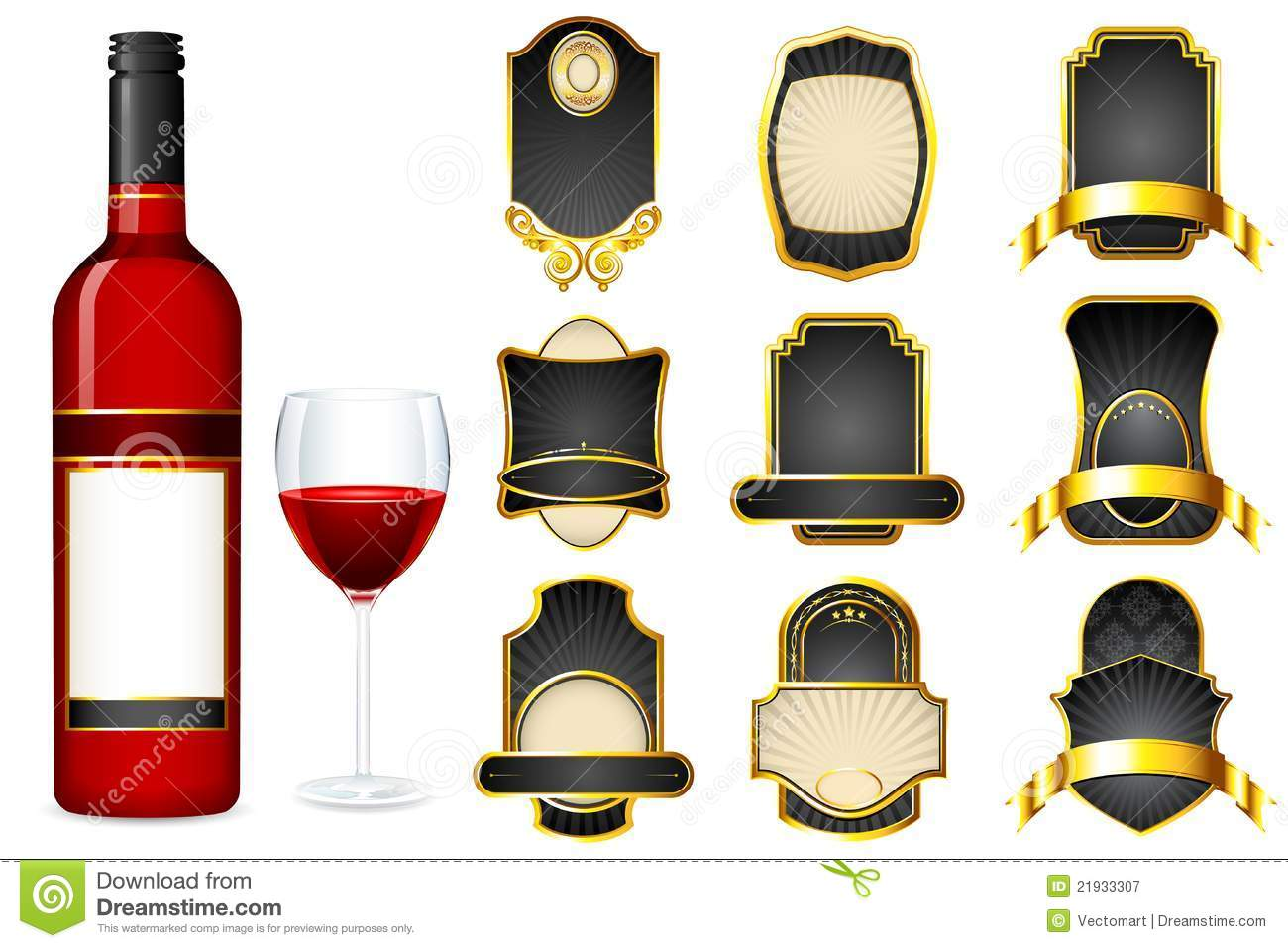 Doc425242 Wine Bottle Labels Template Free Free Printable – Wine Bottle Labels Template Free