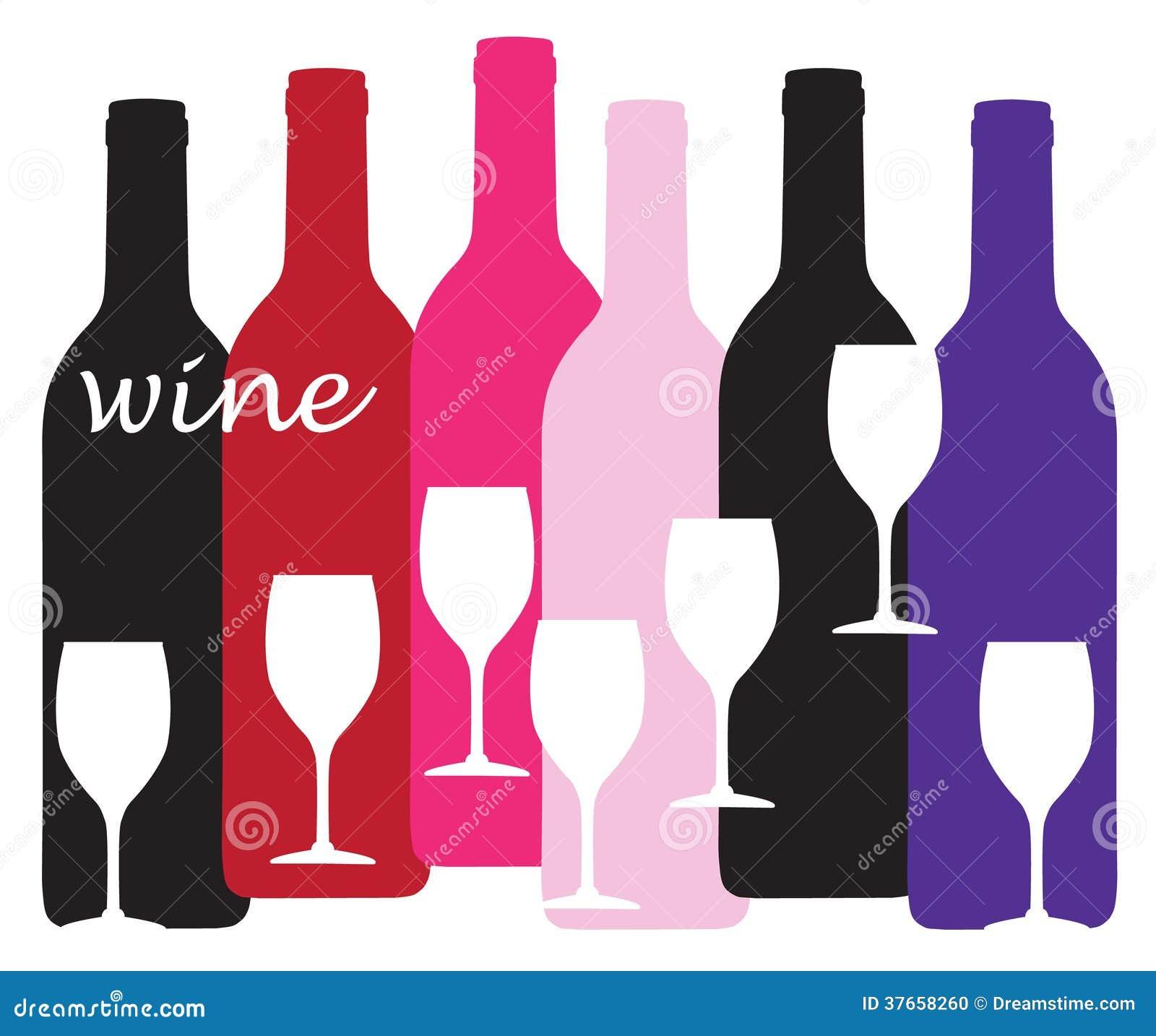 Beautiful Wine Bottle Design |Wine Bottle Graphic Design