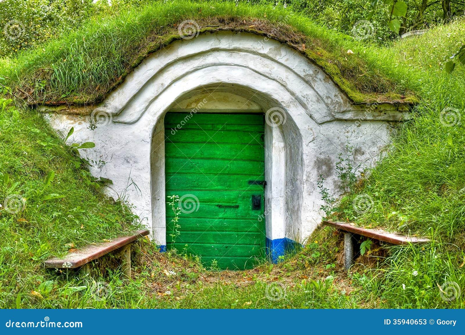 Wine Cellar Stock Image Image Of Architecture Door