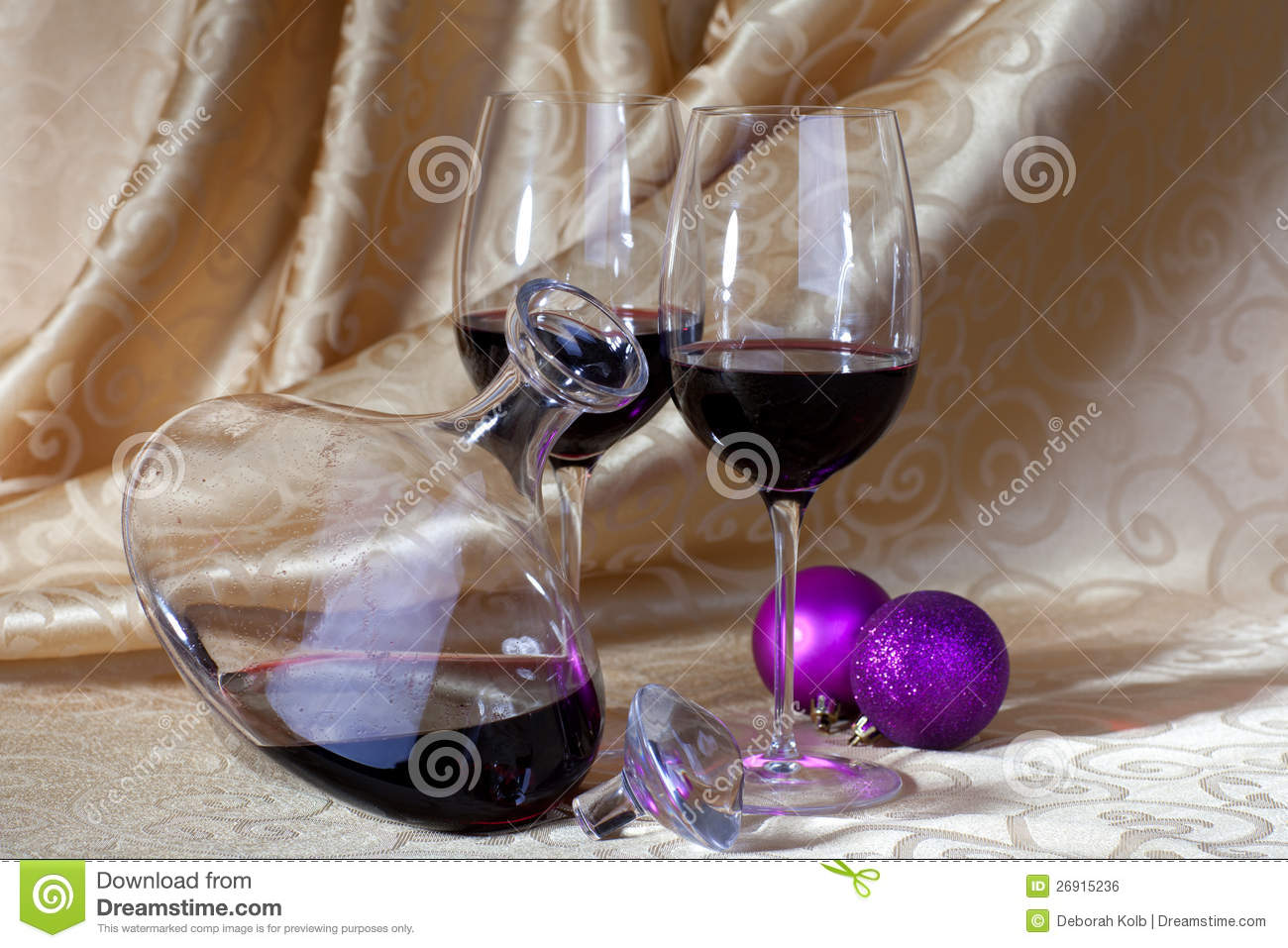 Wine and Christmas