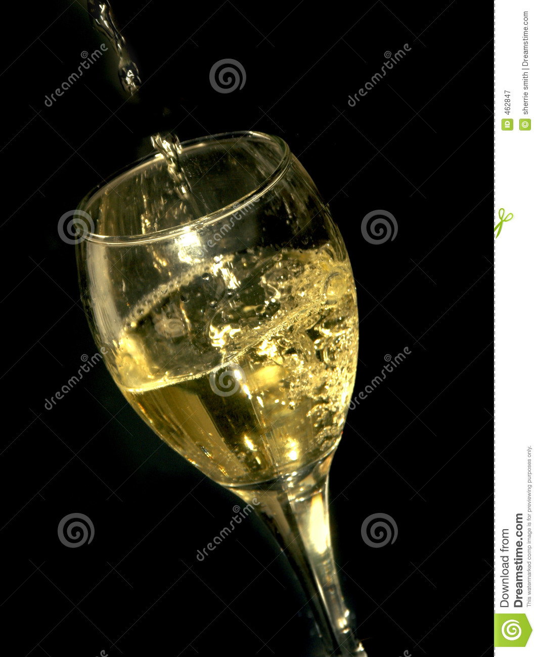 Download Wine and glass stock image. Image of glass, alcohol, drinking - 462847