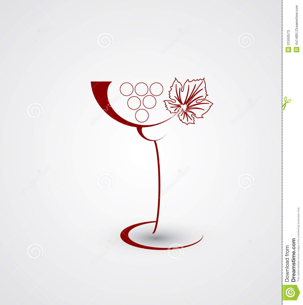 Wine menu card design background stock image image of for Souper simple entre amis