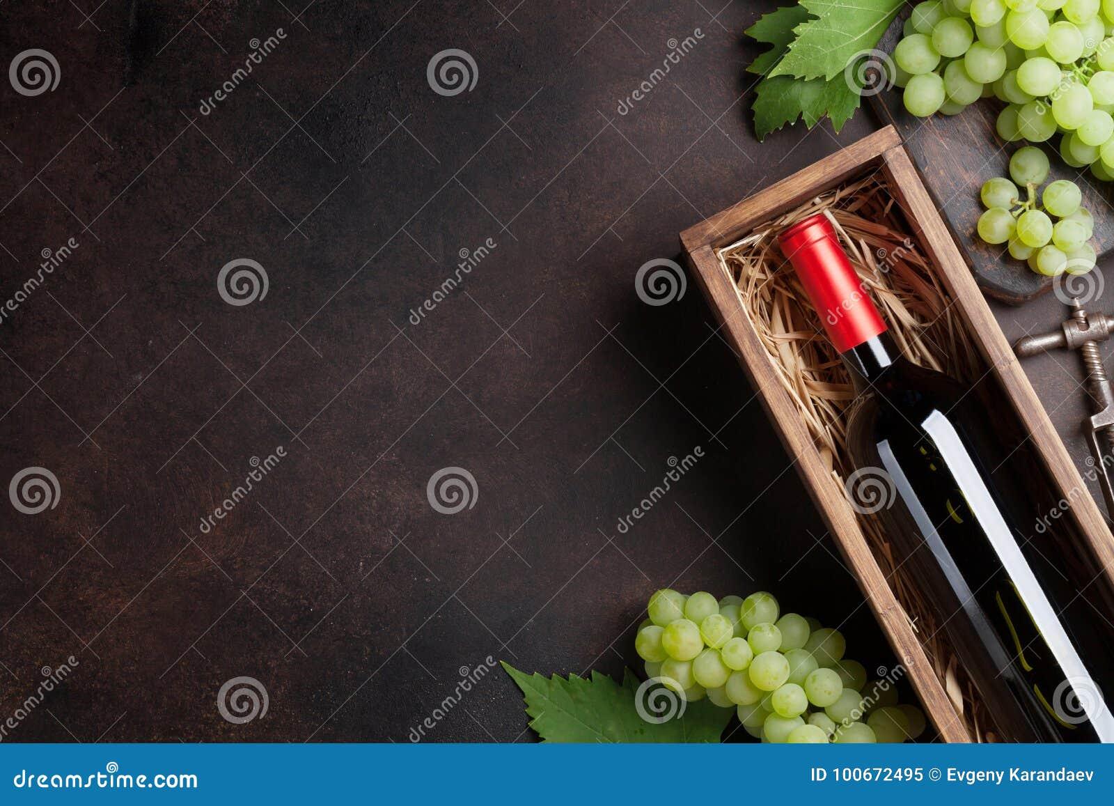Wine och druvor
