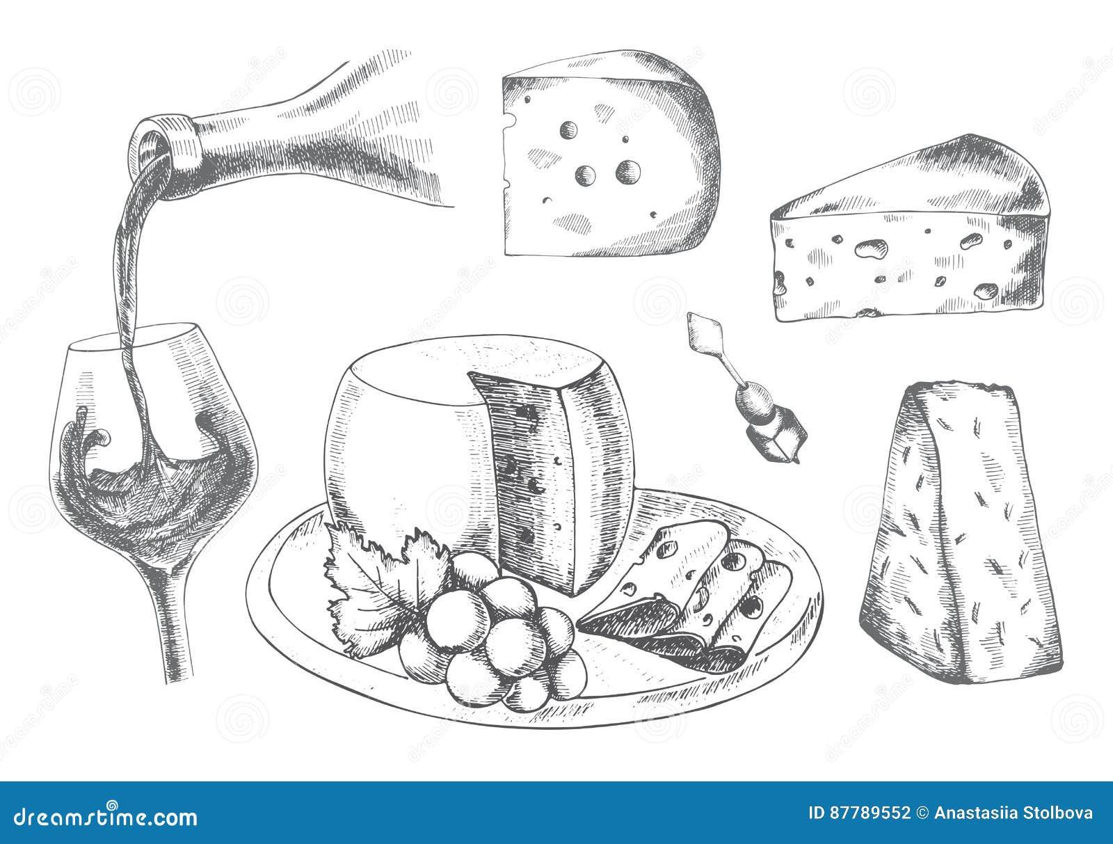 Wine och ost