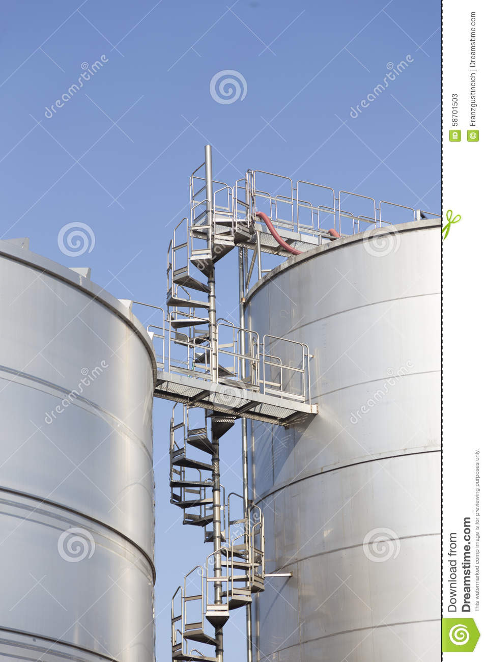 Cellino San Marco Italy  city images : Wine Silos In Cellino San Marco Italy Stock Photo Image: 58701503
