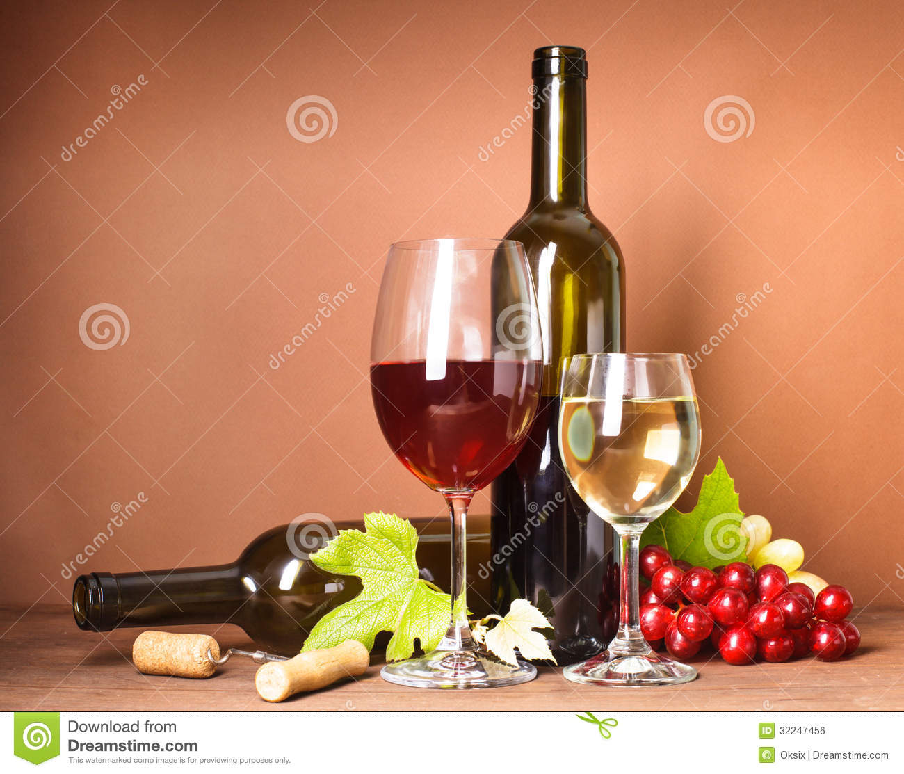 Wine Still Life Royalty Free Stock Image Image 32247456