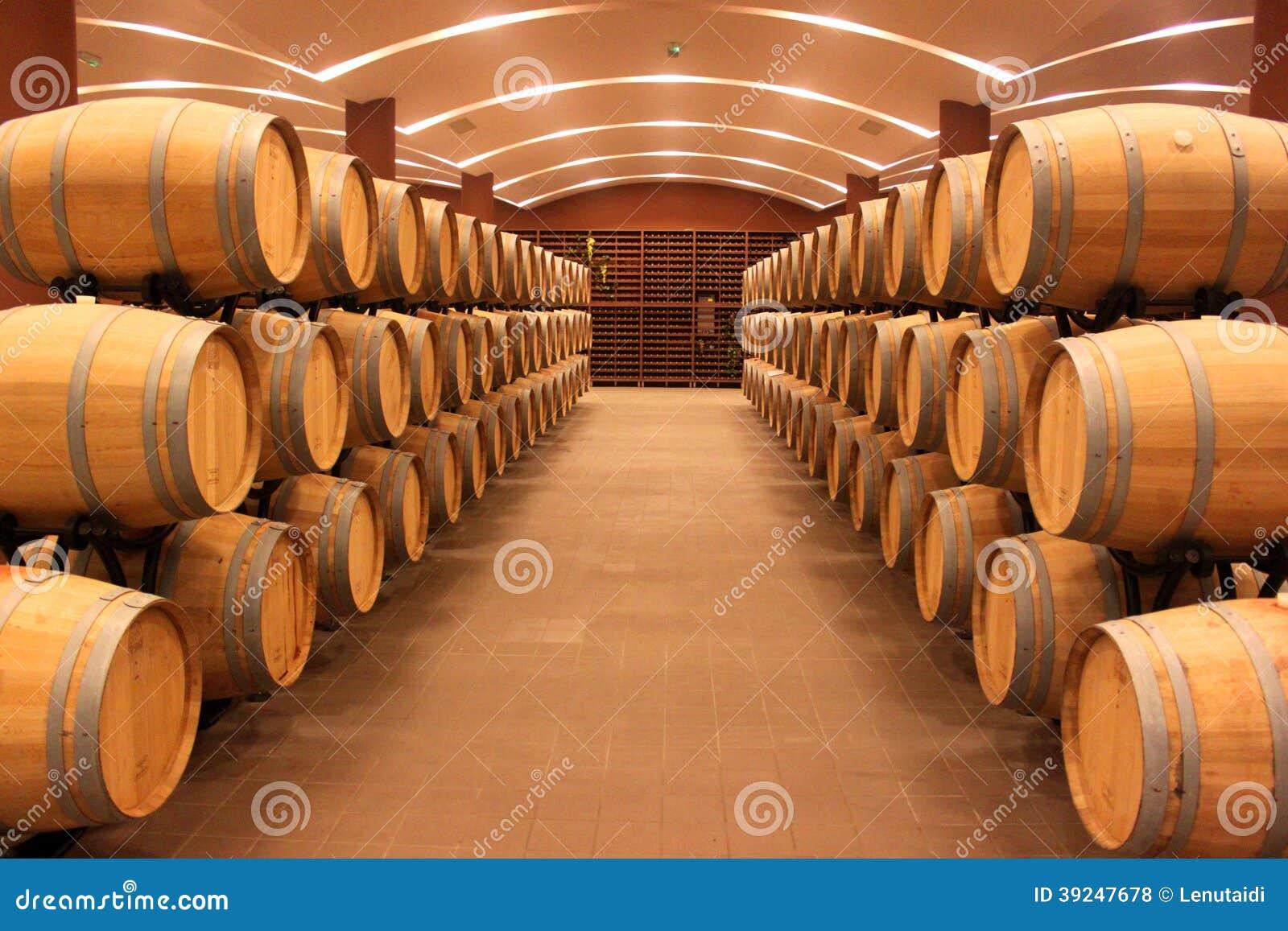 Wine cellar - Wikipedia   Barrel Wine Cellar