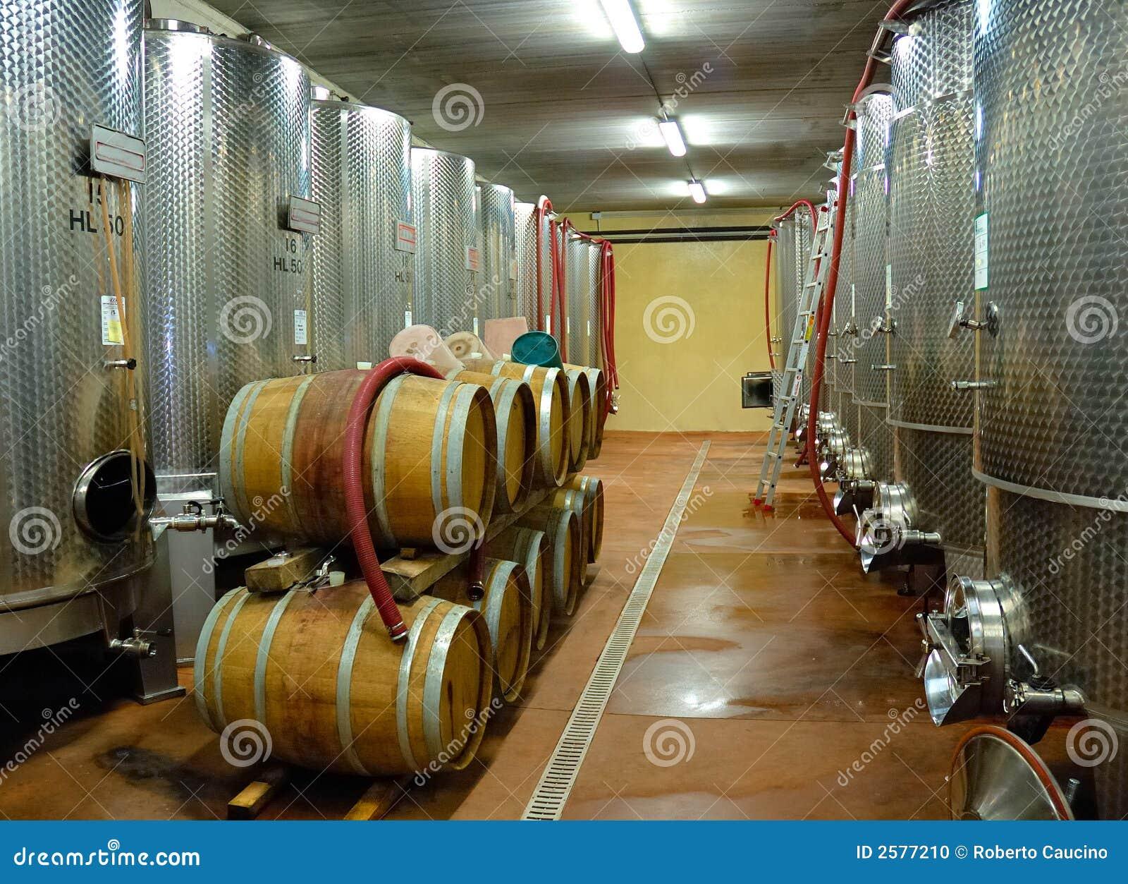 Wineyard kelder