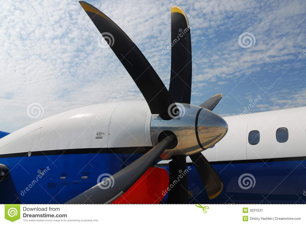 Wings and engines of aircraft
