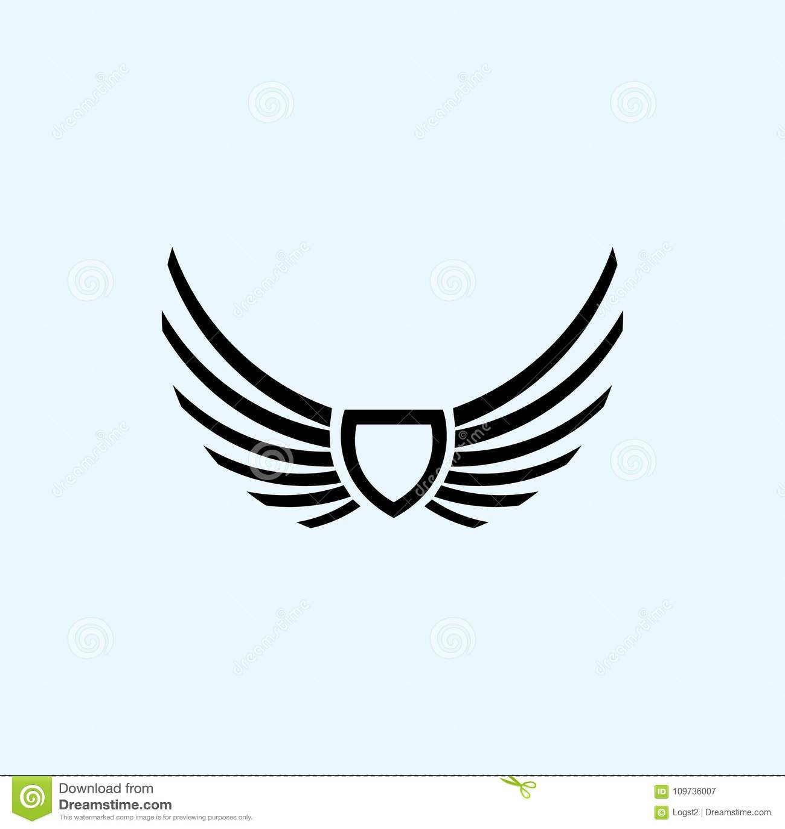 21+ Icon Eagle Wings Vector