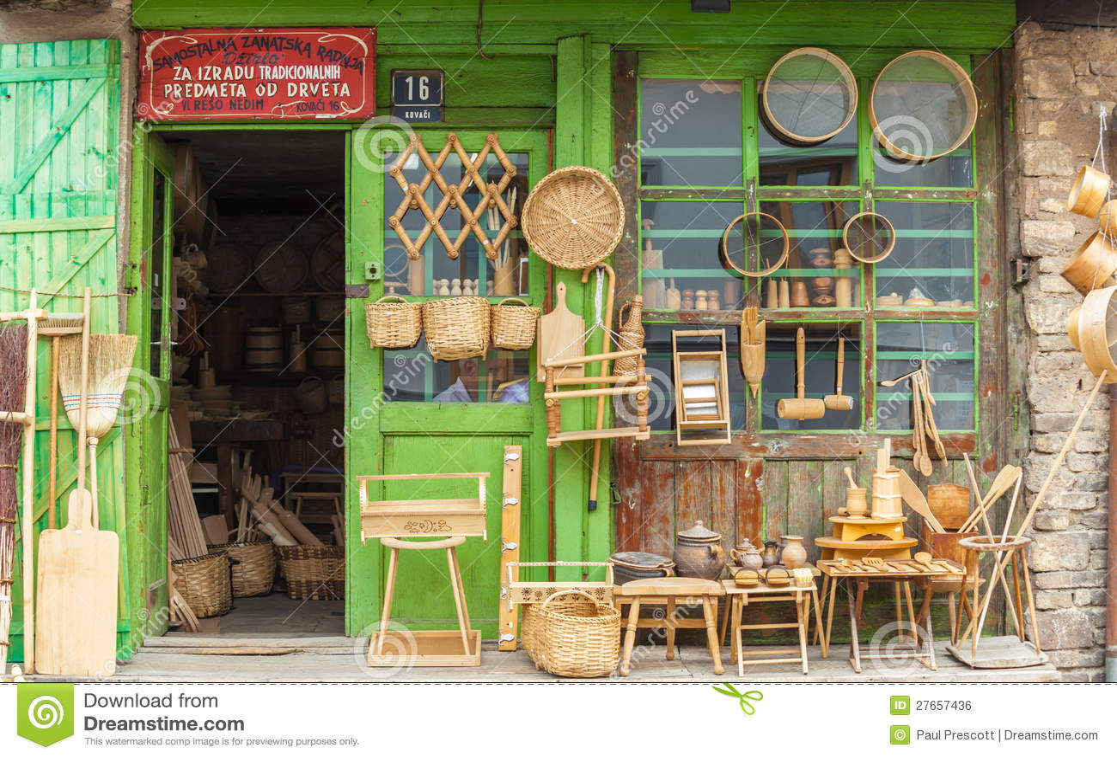 Winkel in Sarajevo