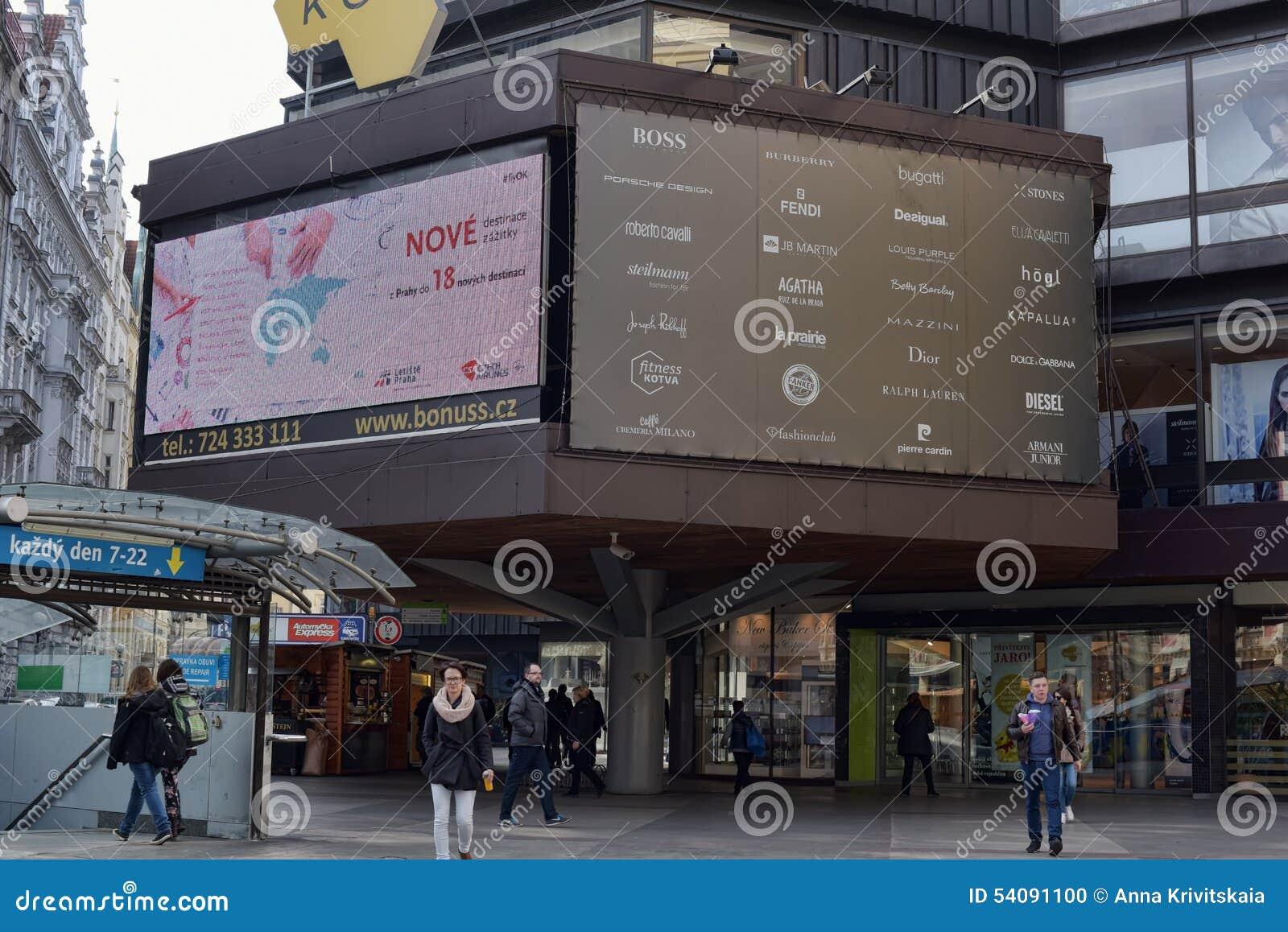 Winkelcentrum Kotva