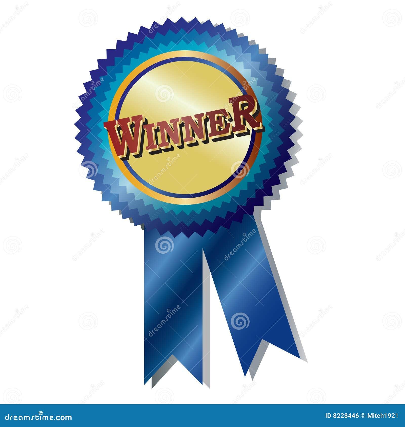 Winner badge stock illustration. Illustration of golden ...