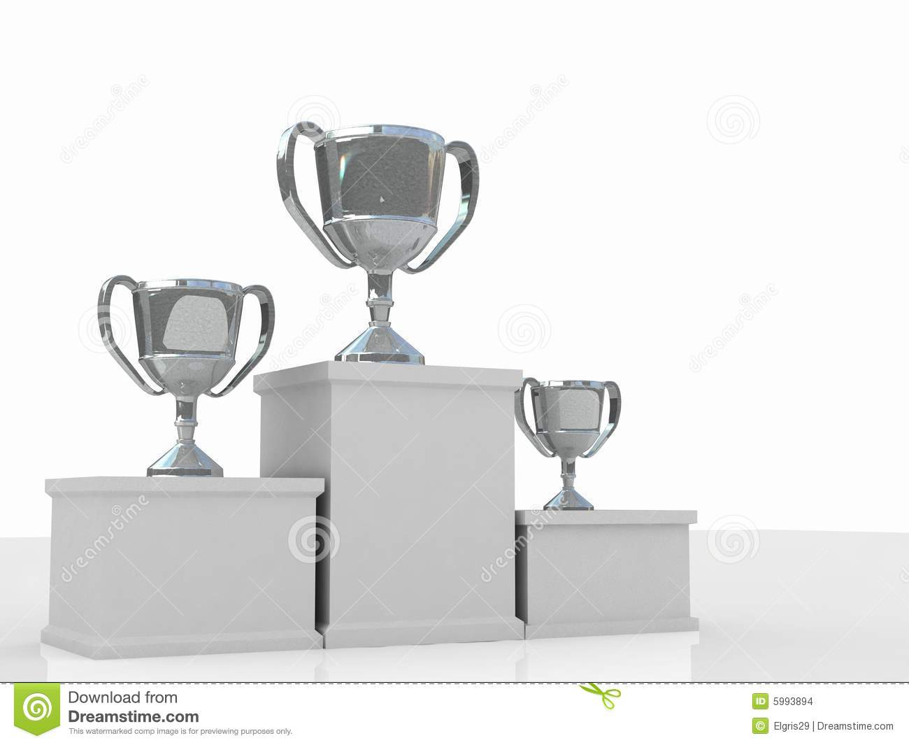 Winners Podium Winners podium