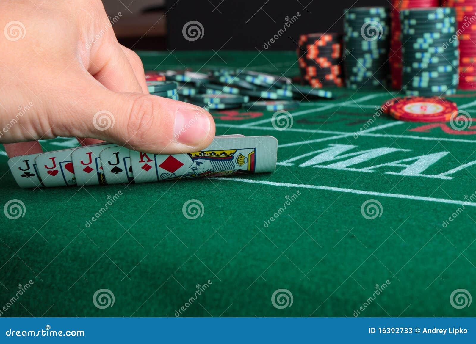 winning hand poker room woodhaven