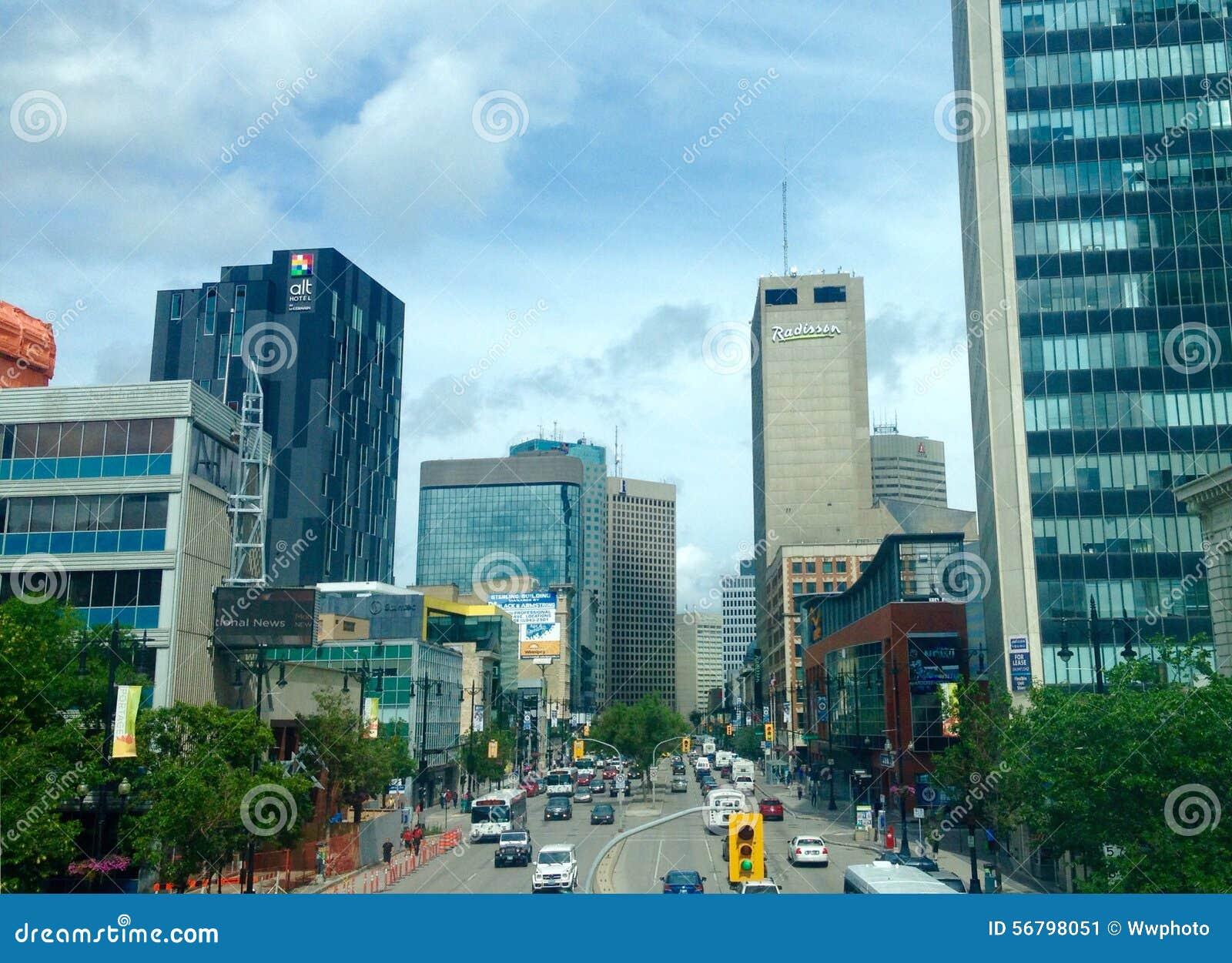 Winnipeg κεντρικός