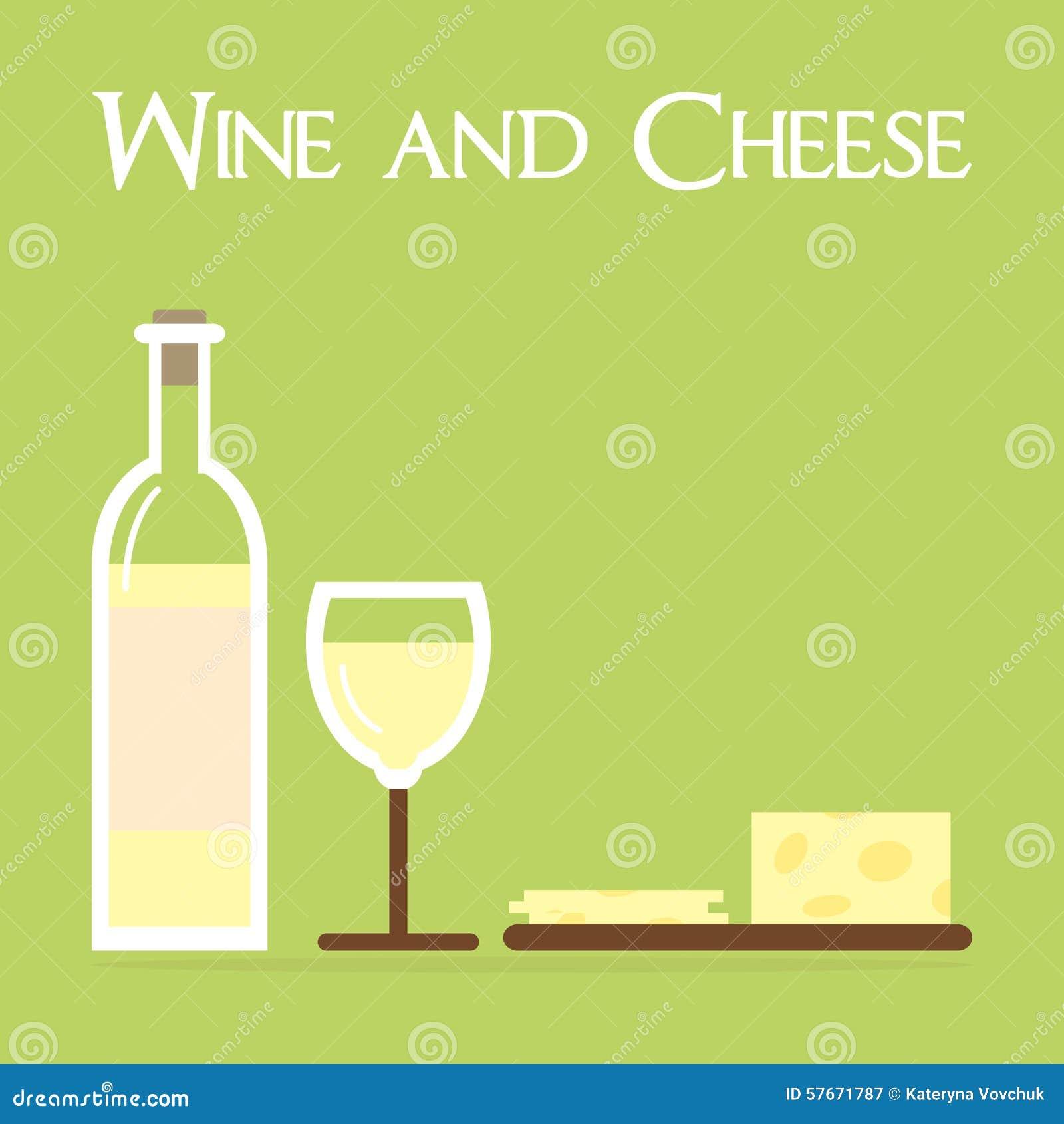 Wino i ser protestujemy set