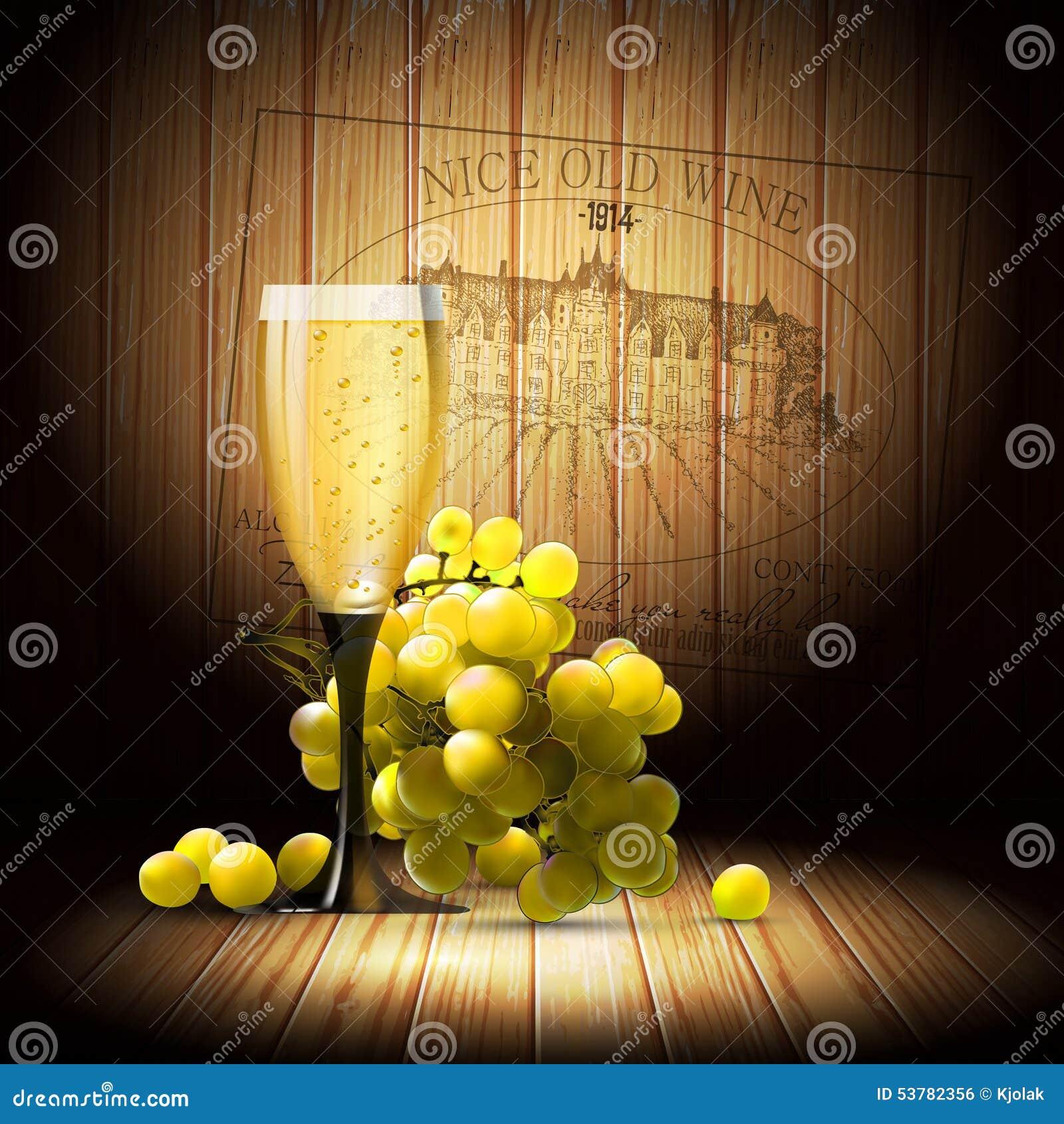 Wino i winorośl