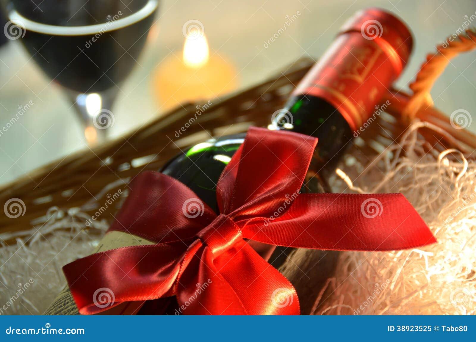 Wino prezent
